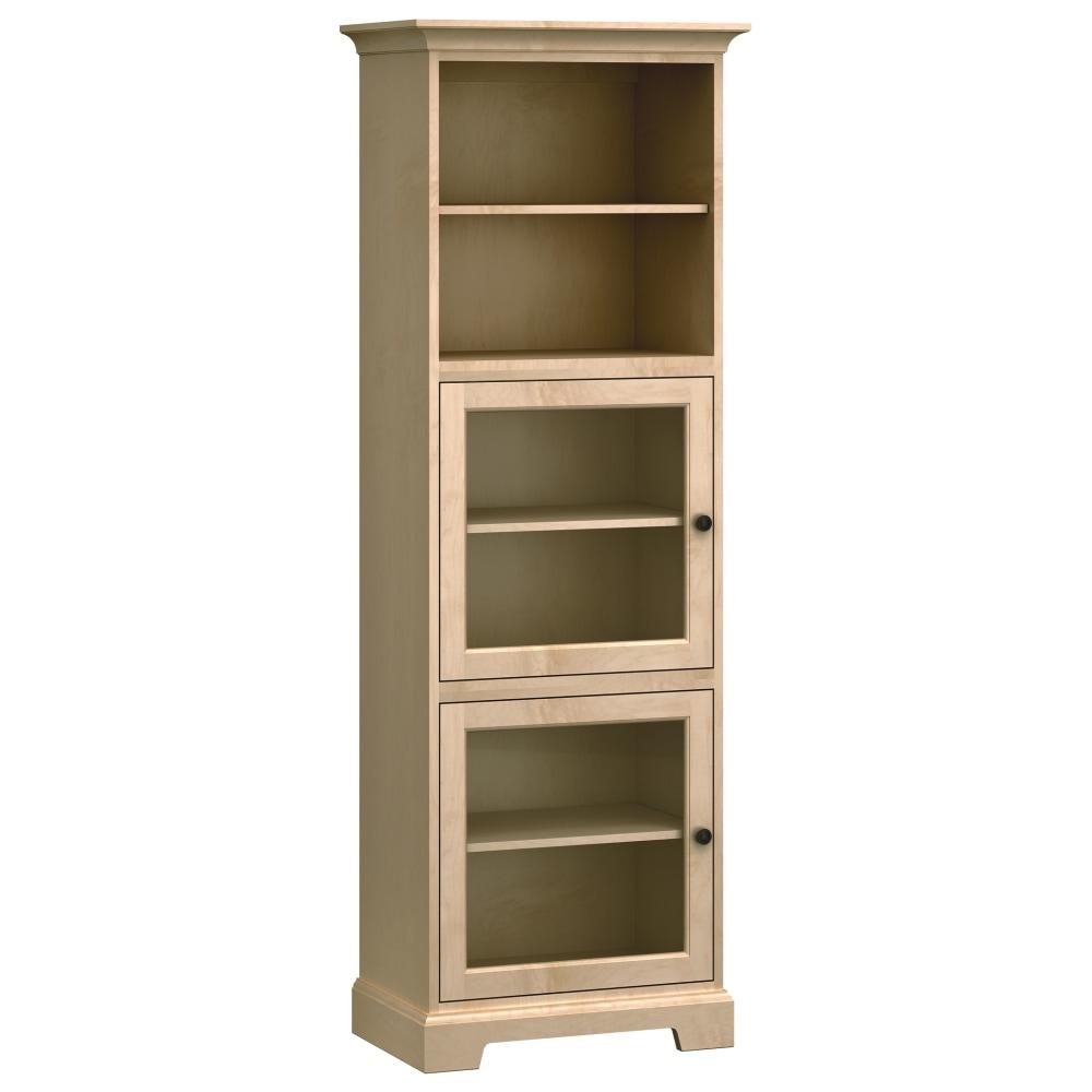 Image for HS27K Custom Home Storage Cabinet from Howard Miller Official Website