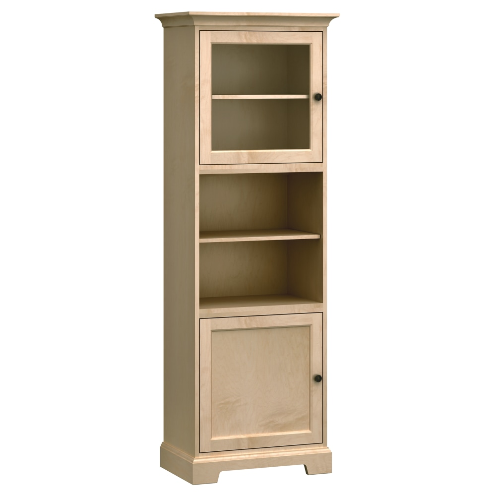 Image for HS27M Custom Home Storage Cabinet from Howard Miller Official Website