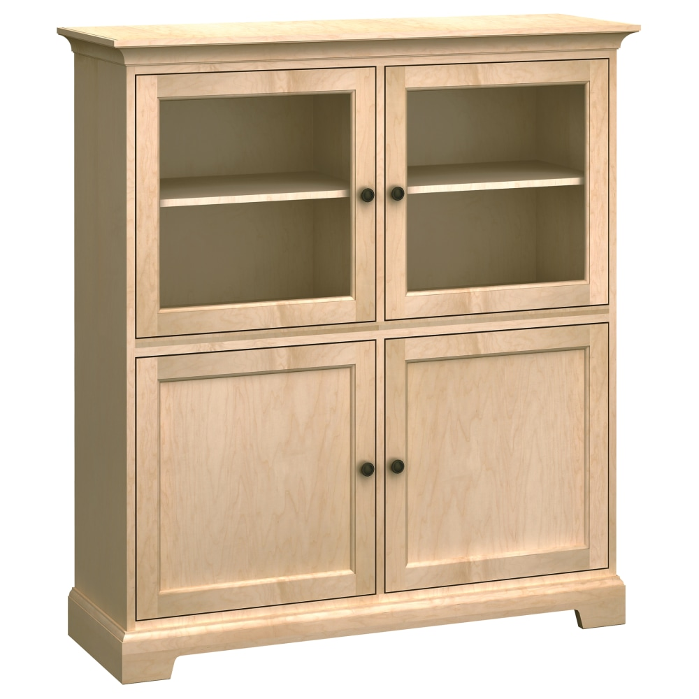 Image for HS50C Custom Home Storage Cabinet from Howard Miller Official Website