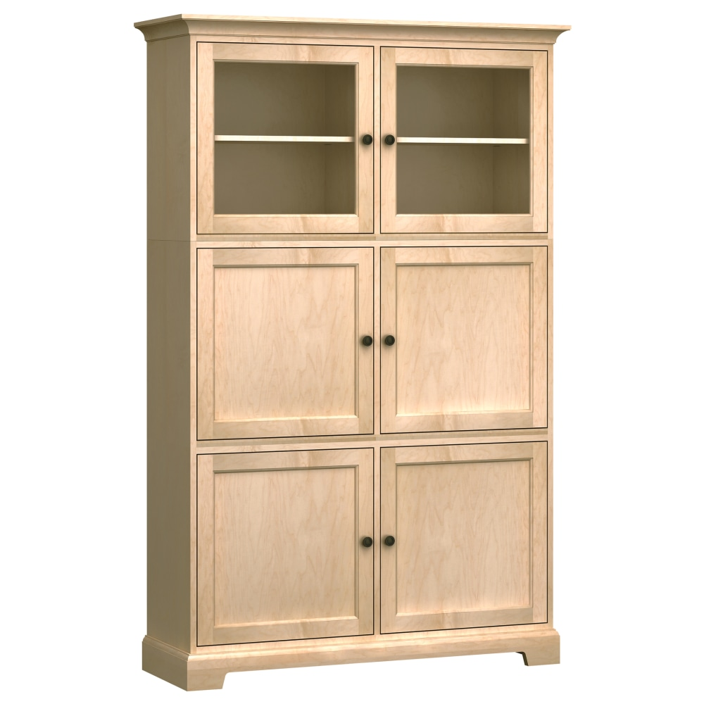 Image for HS50H Custom Home Storage Cabinet from Howard Miller Official Website
