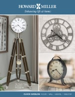 Howard Miller 2018 Clock Catalog
