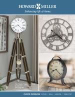 Howard Miller 2014-2016 Clock Catalog