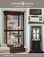 Howard Miller 2014-2016 Cabinet Catalog