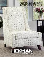 Hekman: Comfort Zone Upholstery