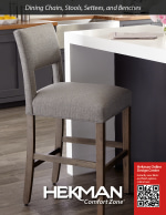 Hekman: Comfort Zone Dining
