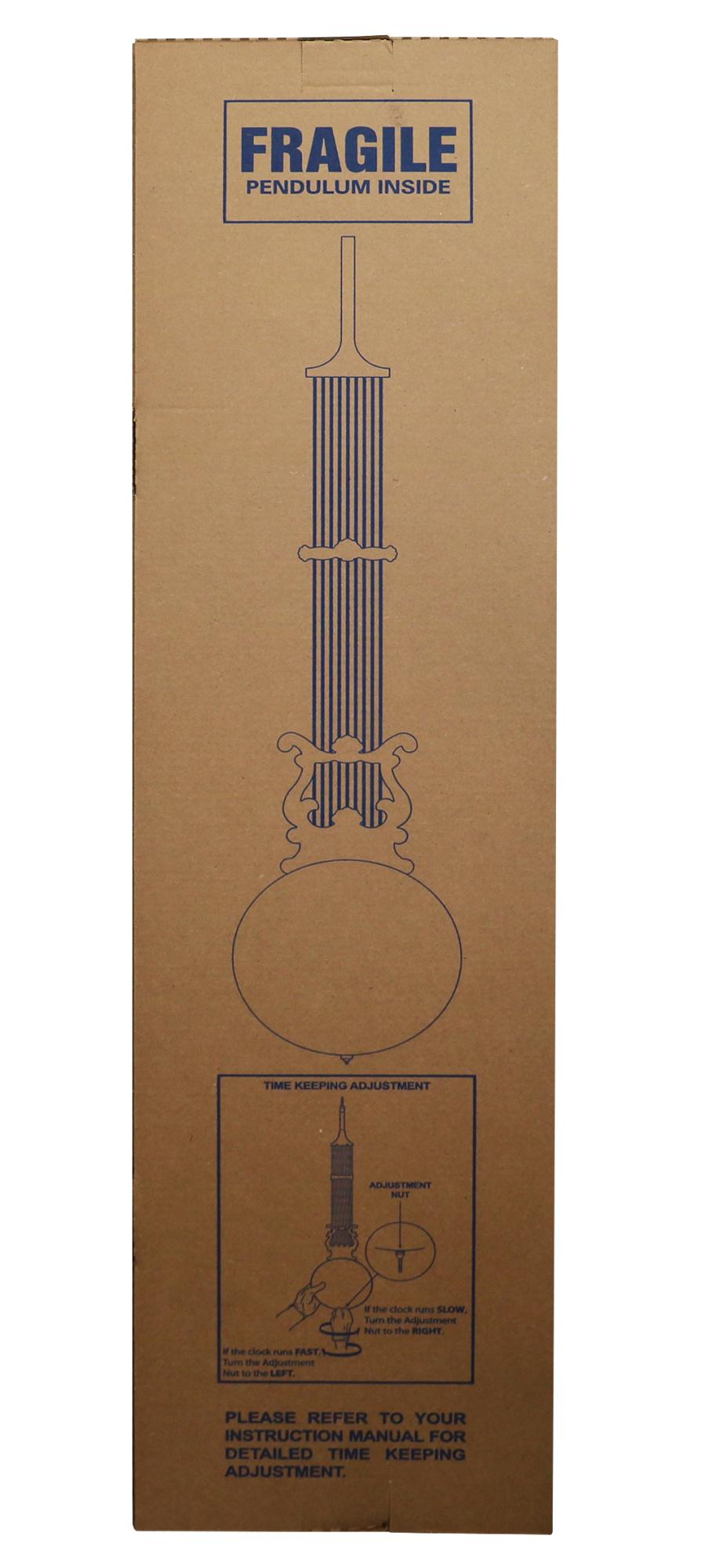 220/275mm Pendulum Carton, 241020   Howard Miller Parts Store