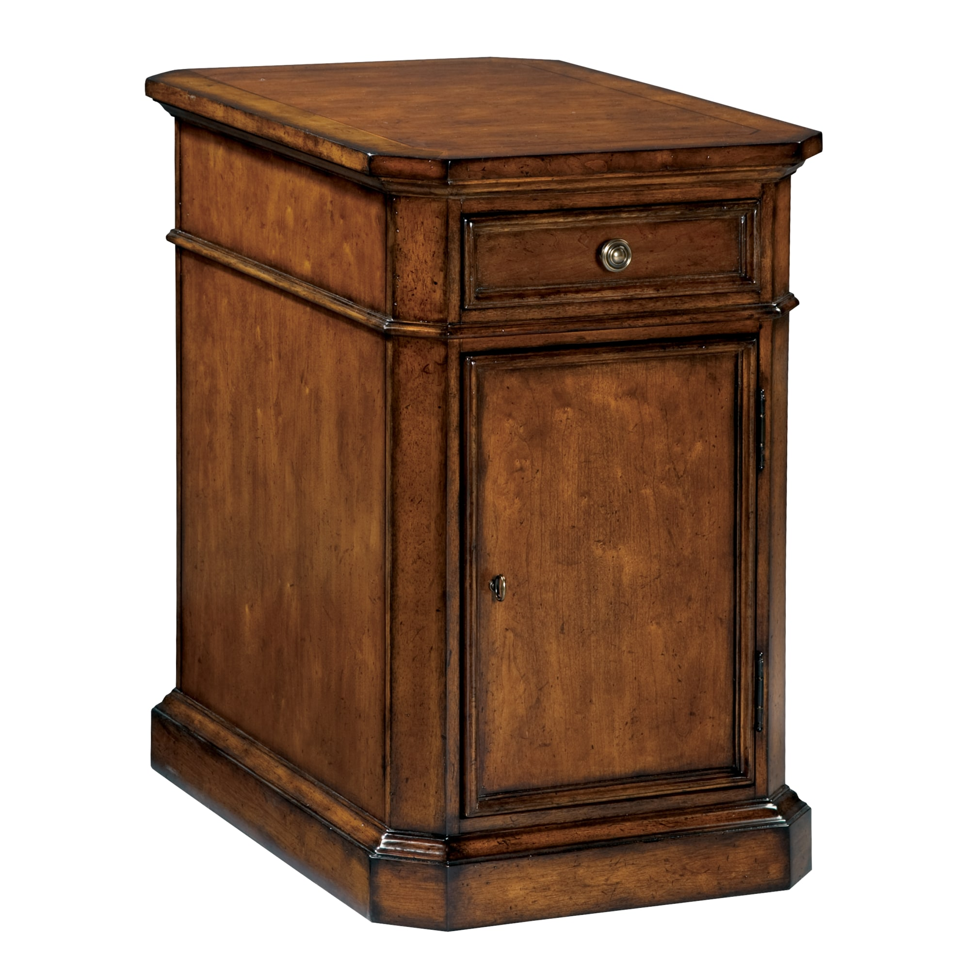 Image for 1-1106 European Legacy Storage End Table from Hekman Official Website
