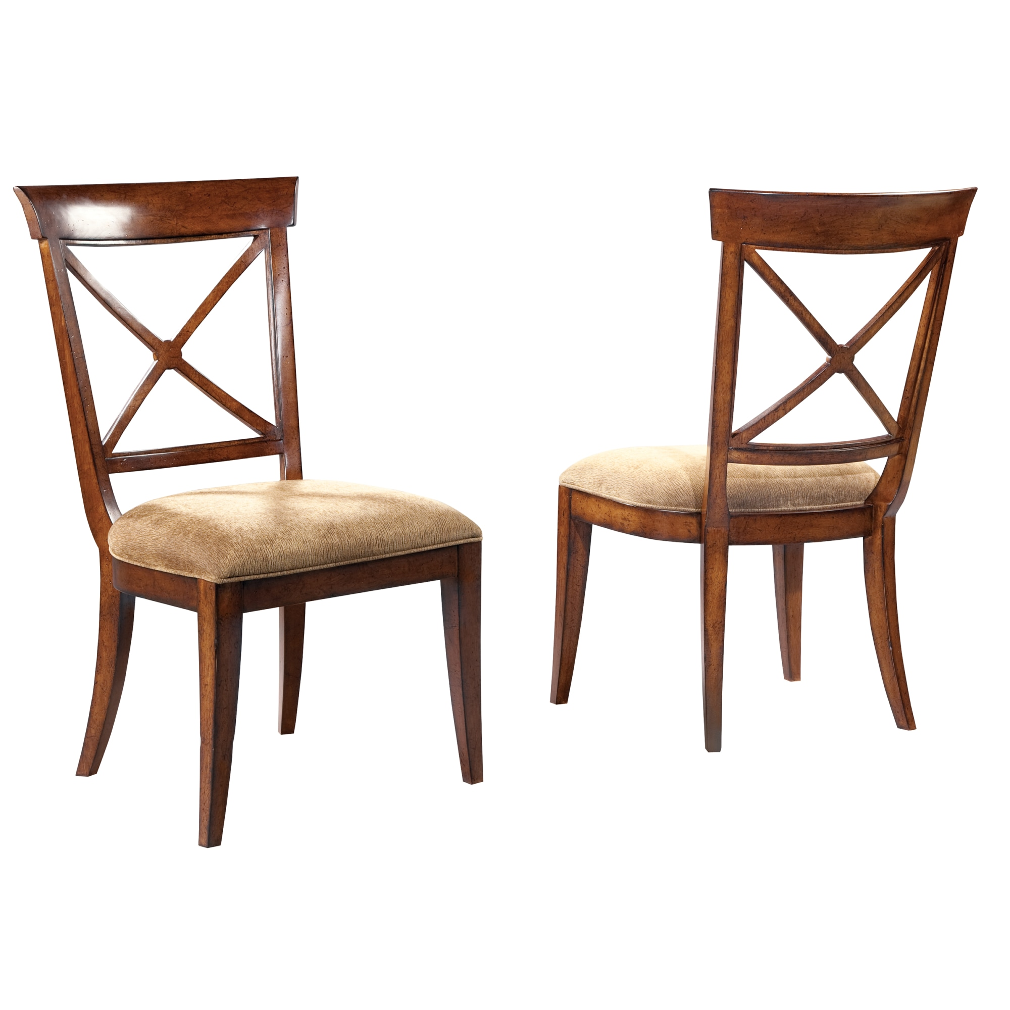 Image for 1-1125 European Legacy Side Chair from Hekman Official Website