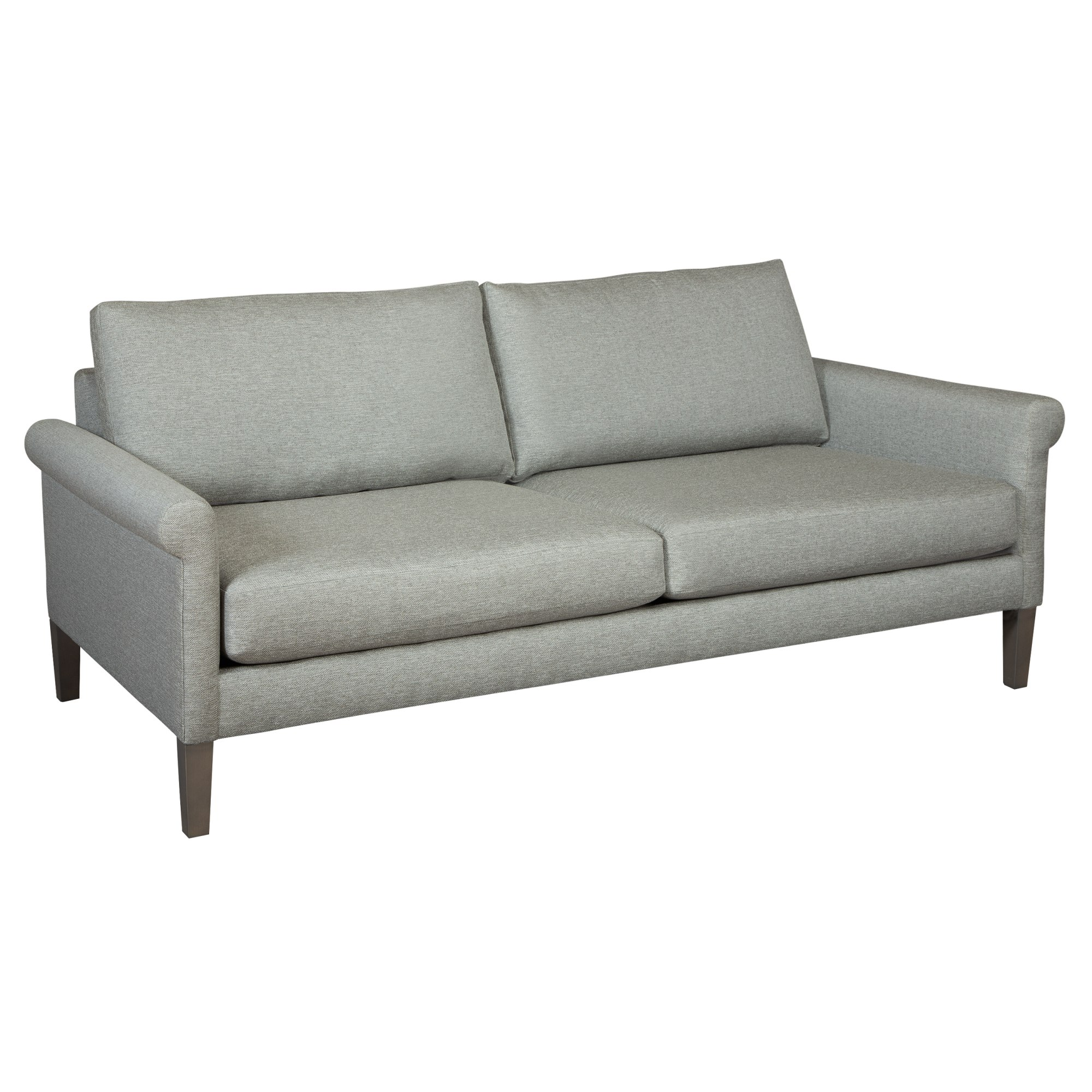 """Image for 174275 Metro 75"""" Rolled Arm Sofa from Hekman Official Website"""