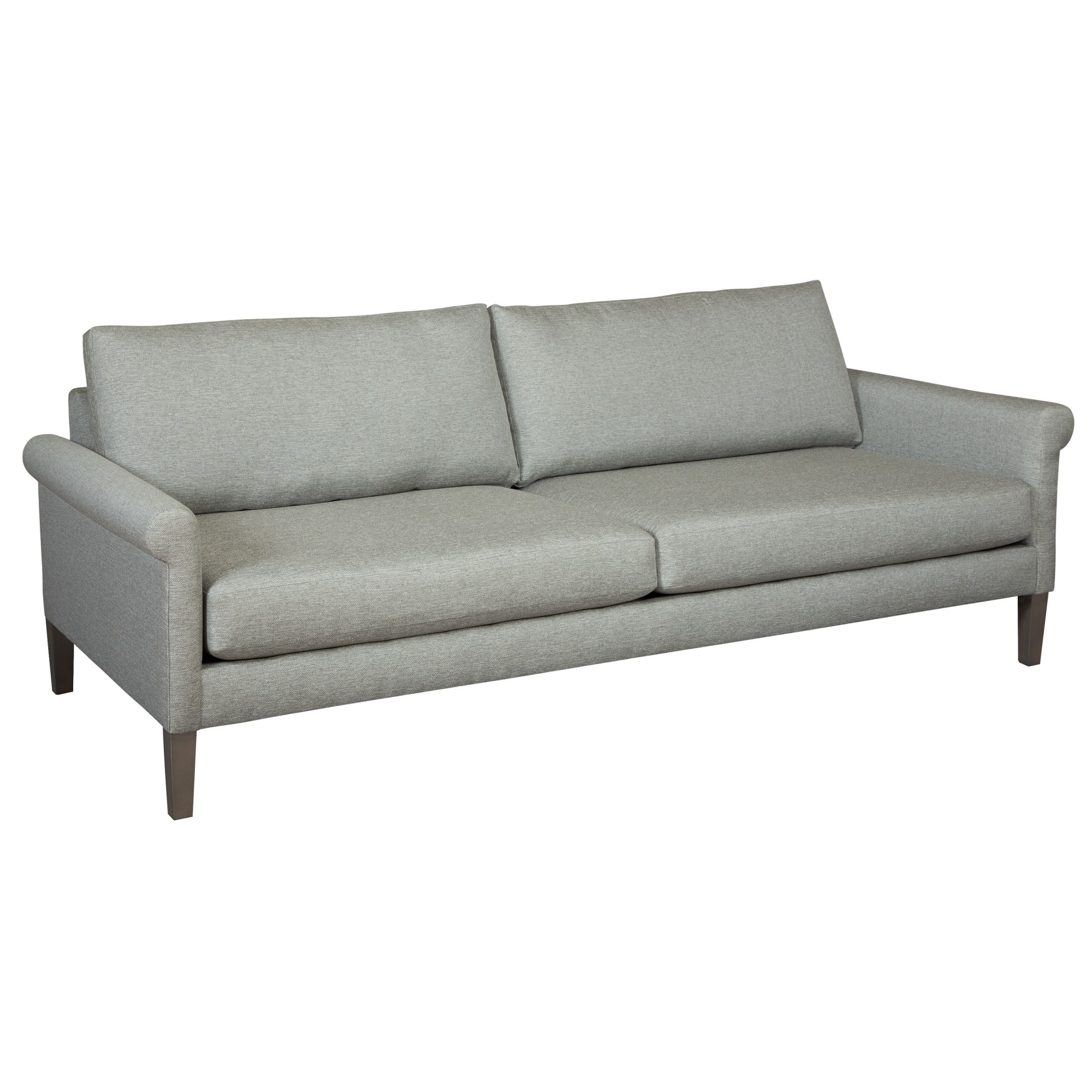"Image for 174285 Metro 85"" Rolled Arm Sofa from Hekman Official Website"
