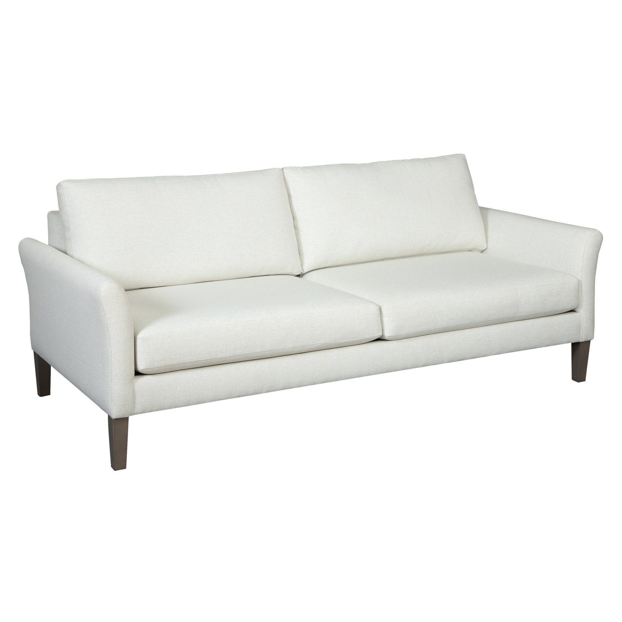 """Image for 174375 Metro 75"""" Flared Arm Sofa from Hekman Official Website"""