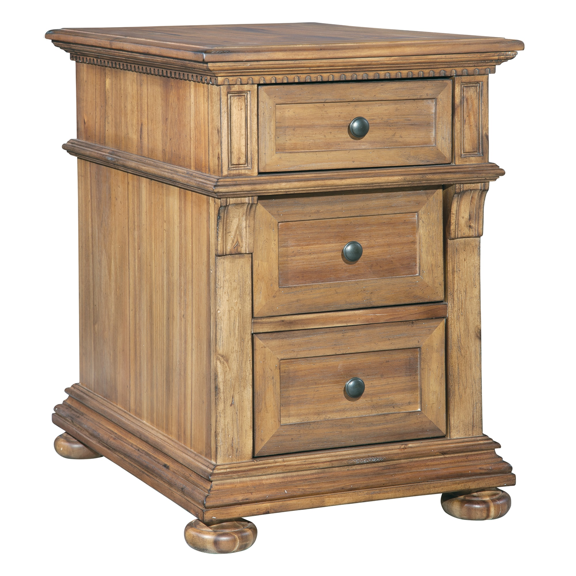 Image for 2-3305 Wellington Hall Chairside Chest from Hekman Official Website