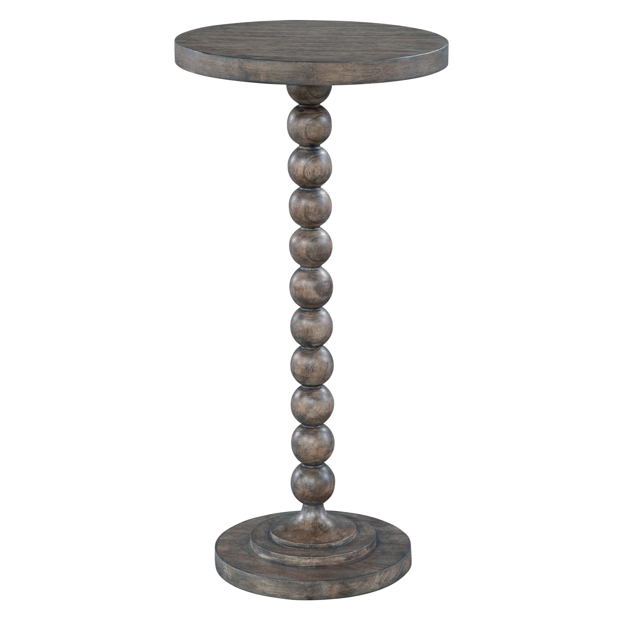Image for 2-3511 Lincoln Park Beaded Post Chairside Table from Hekman Official Website
