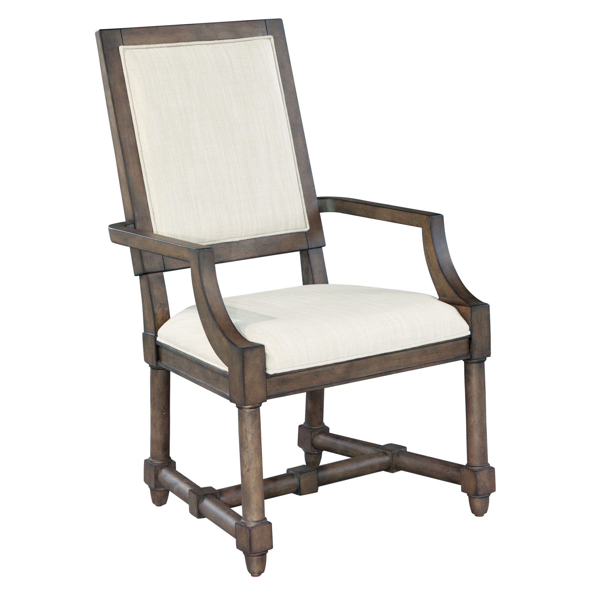 Image for 2-3522 Lincoln Park Upholstered Arm Chair from Hekman Official Website