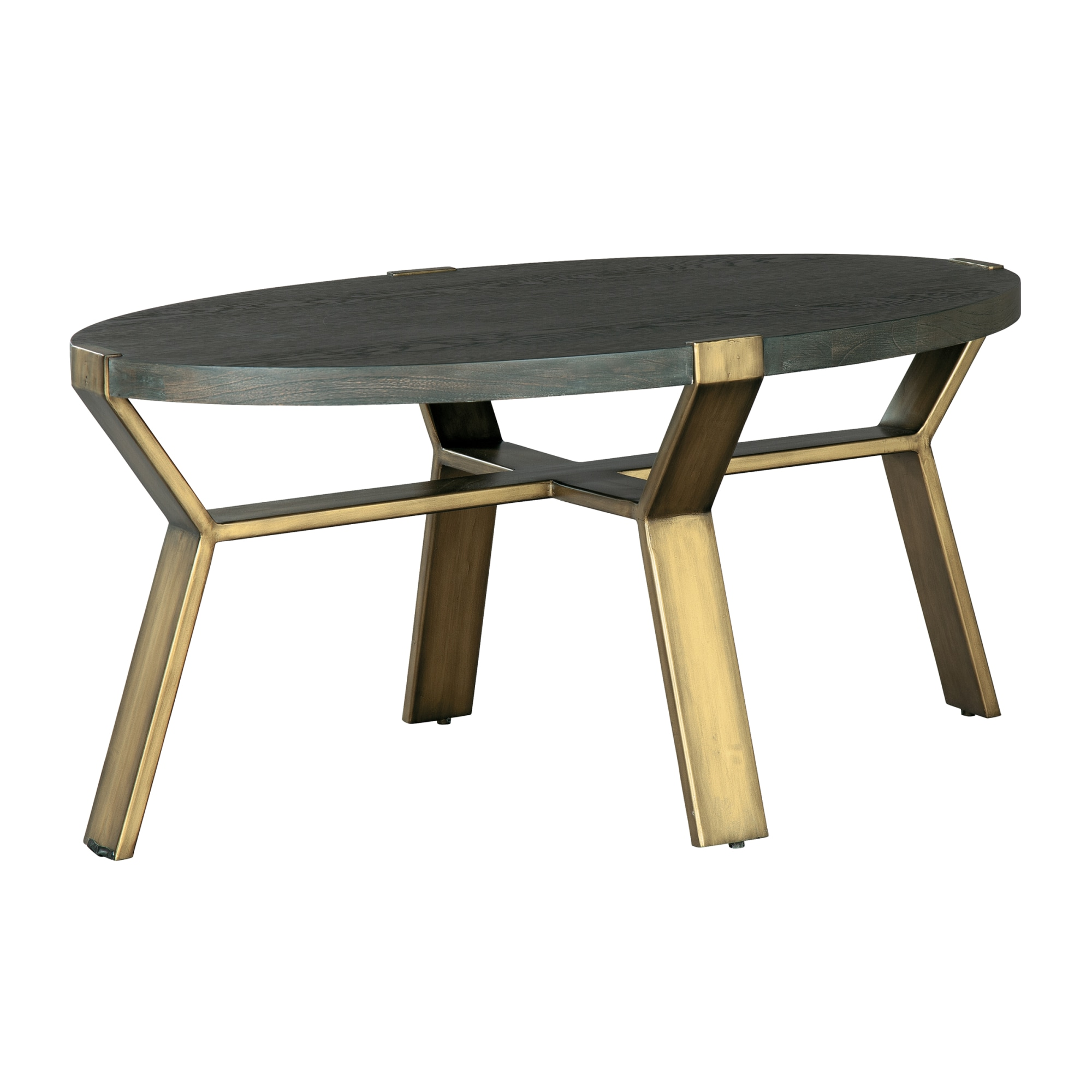 Image for 2-3800 Edgewater Oval Coffee Table from Hekman Official Website