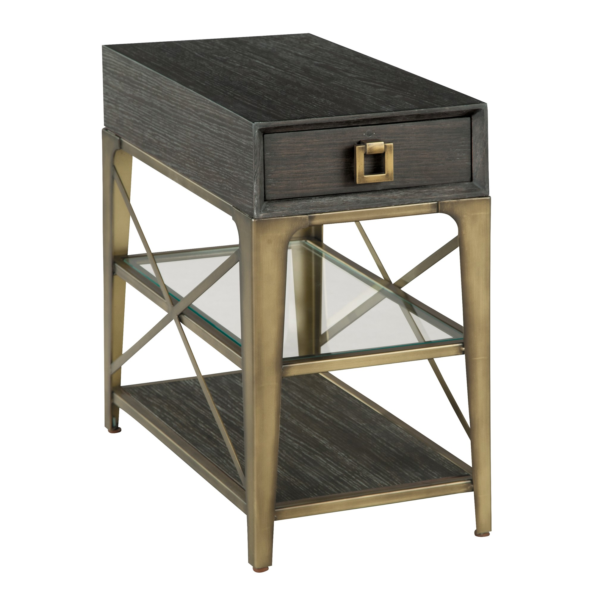 Image for 2-3807 Edgewater Lamp Table with Drawer from Hekman Official Website