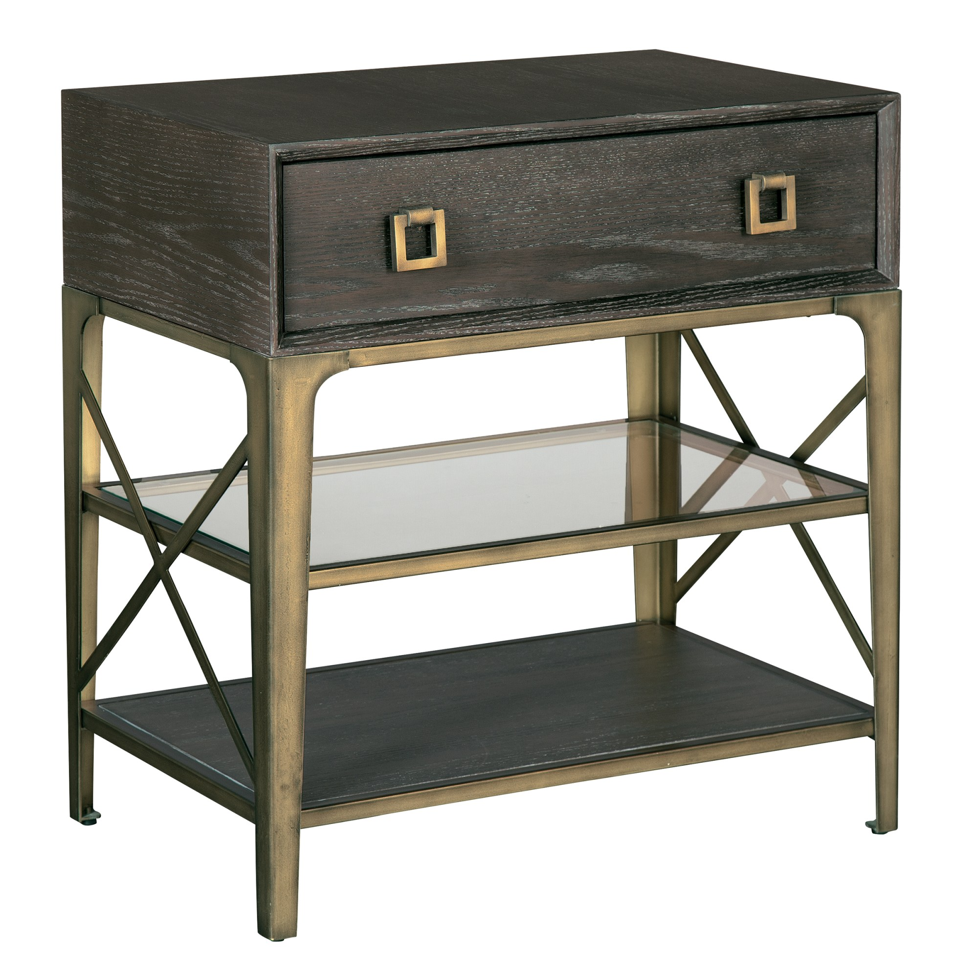 Image for 2-3864 Edgewater Single Night Stand from Hekman Official Website