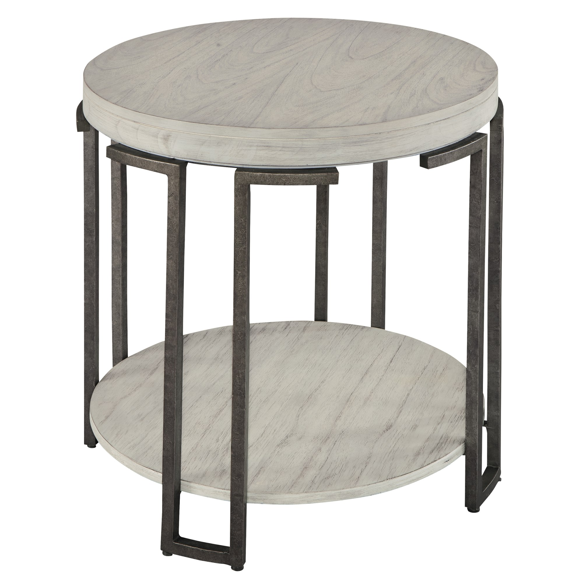 Image for 2-4104 Sierra Heights Round End Table from Hekman Official Website