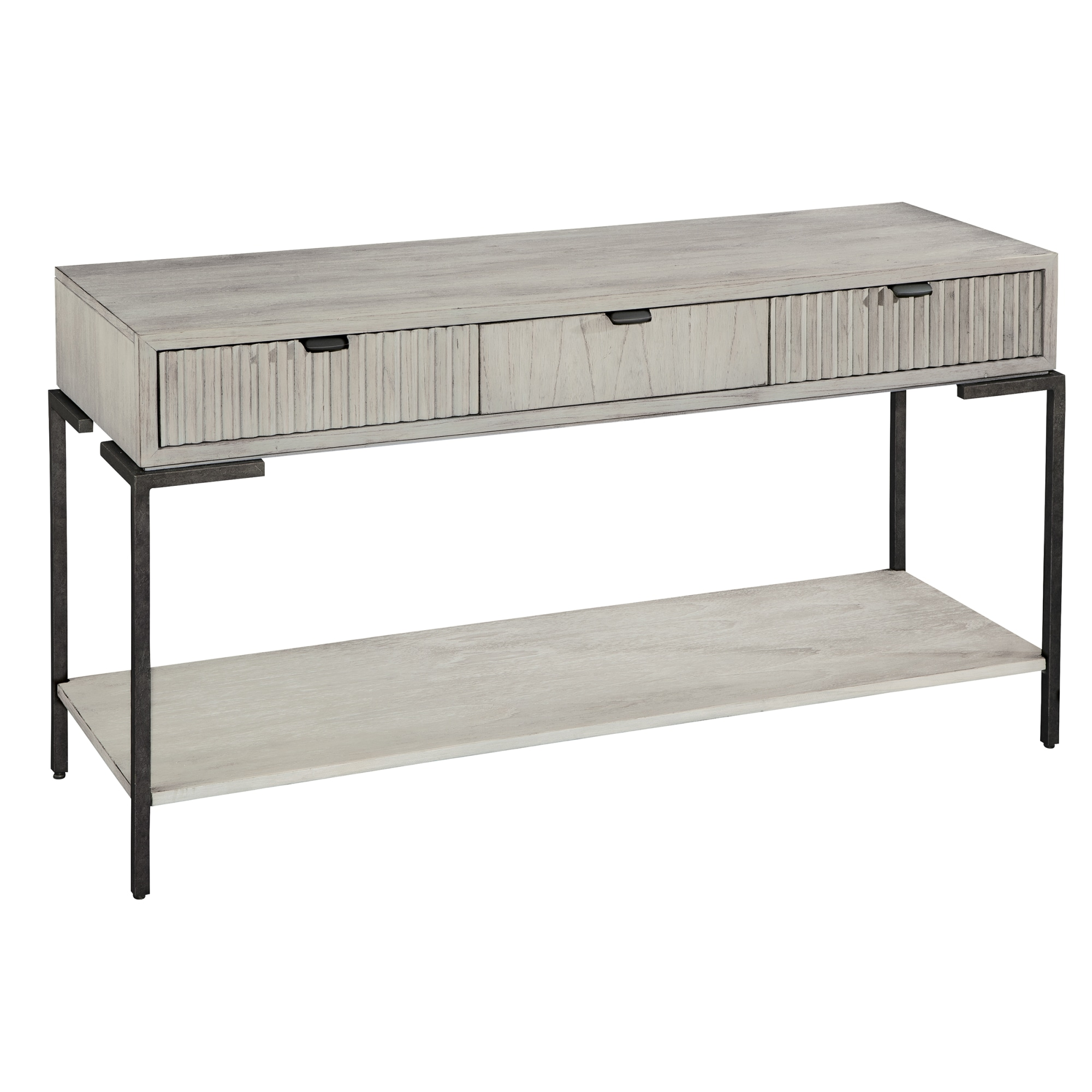 Image for 2-4108 Sierra Heights Sofa Table with Drawers from Hekman Official Website