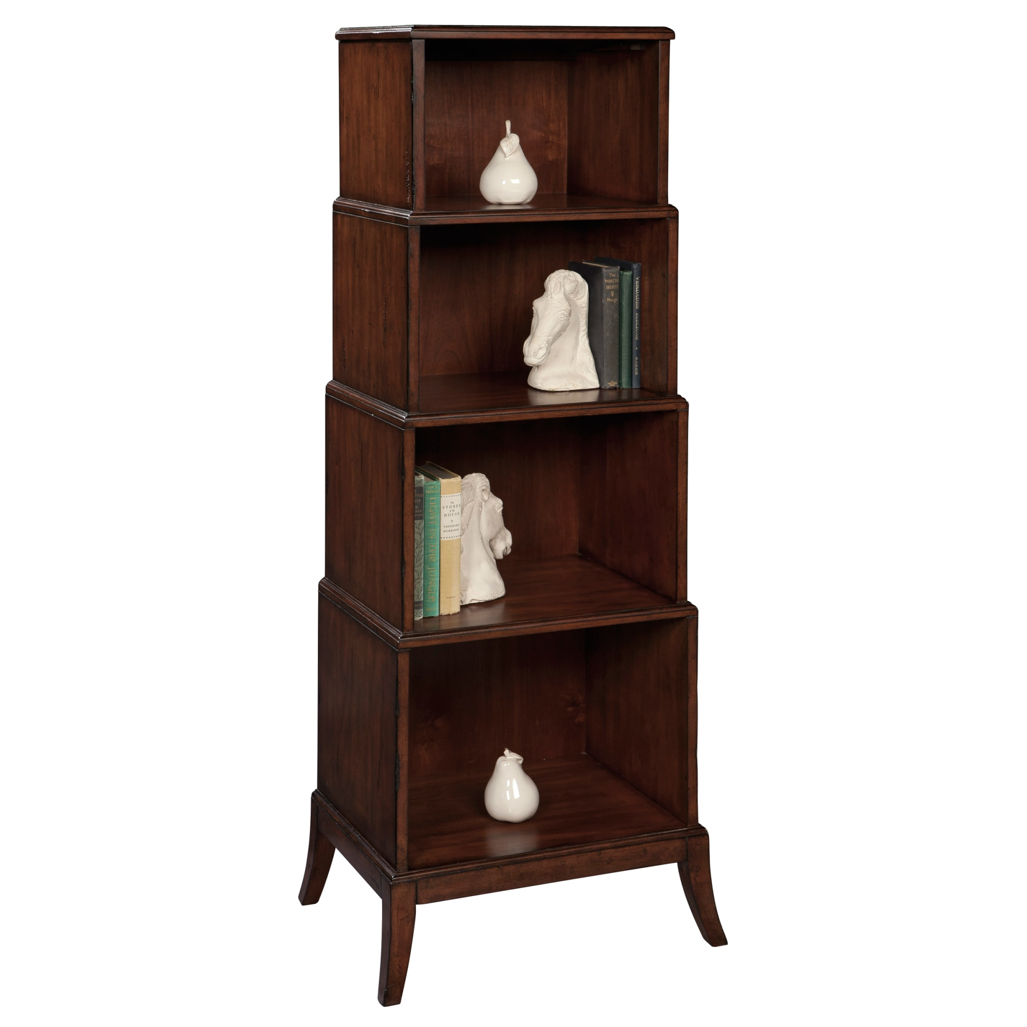 Image for 2-7221 Tiered Bookcase from Hekman Official Website