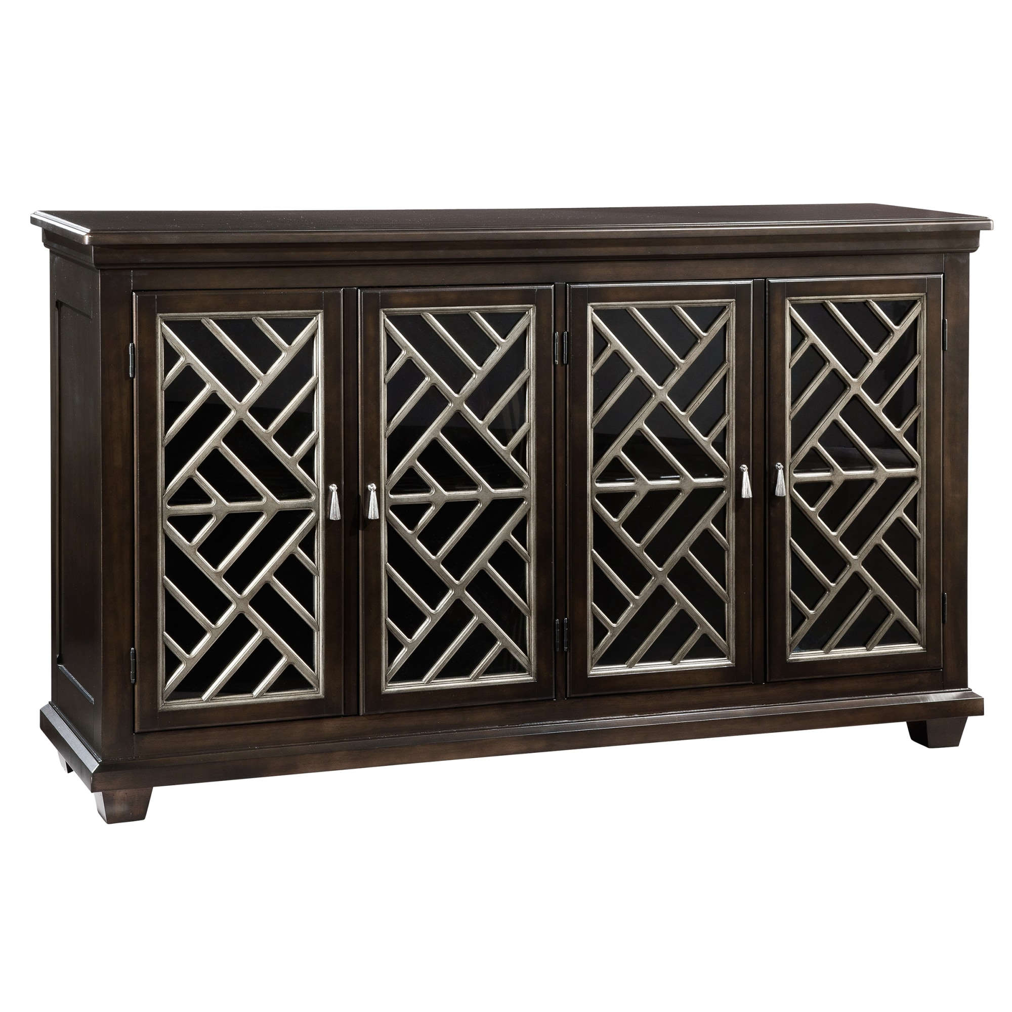Image for 2-7300 Transitional Entertainment Console from Hekman Official Website