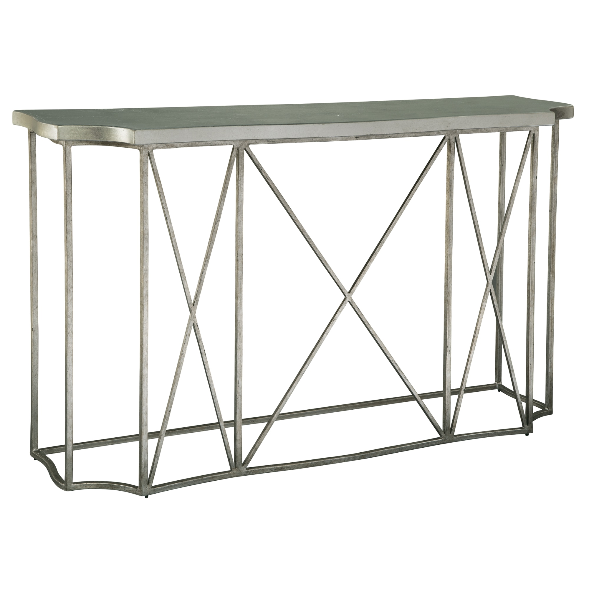 Image for 2-7601 Console Table with Metal Base from Hekman Official Website