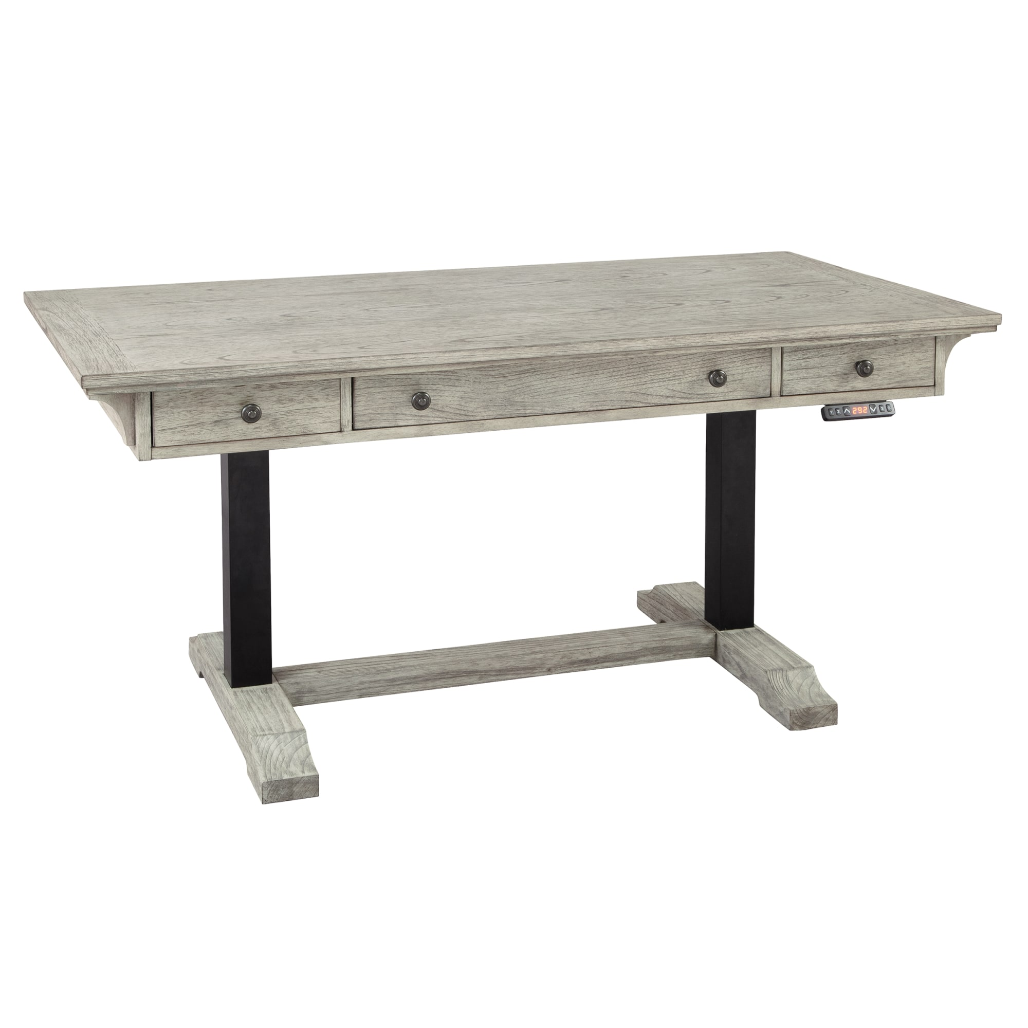 Image for 2-7978 office@home Grand Junction Lift Desk from Hekman Official Website