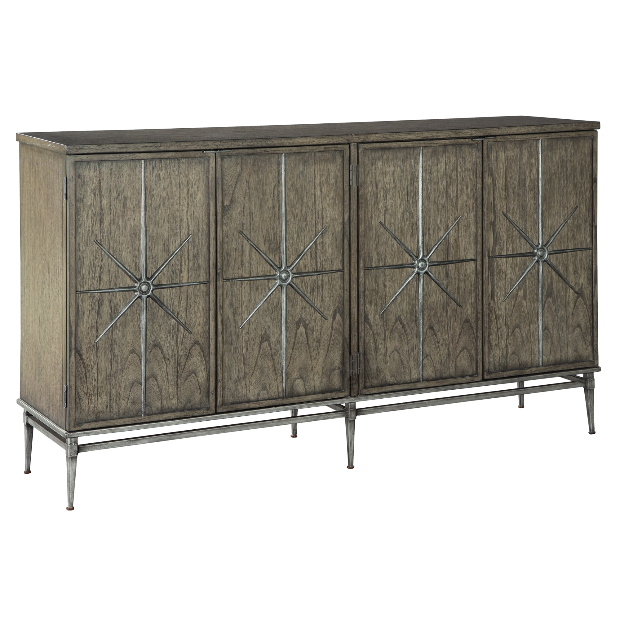 Image for 2-8022 Four Door Star Entertainment Center from Hekman Official Website