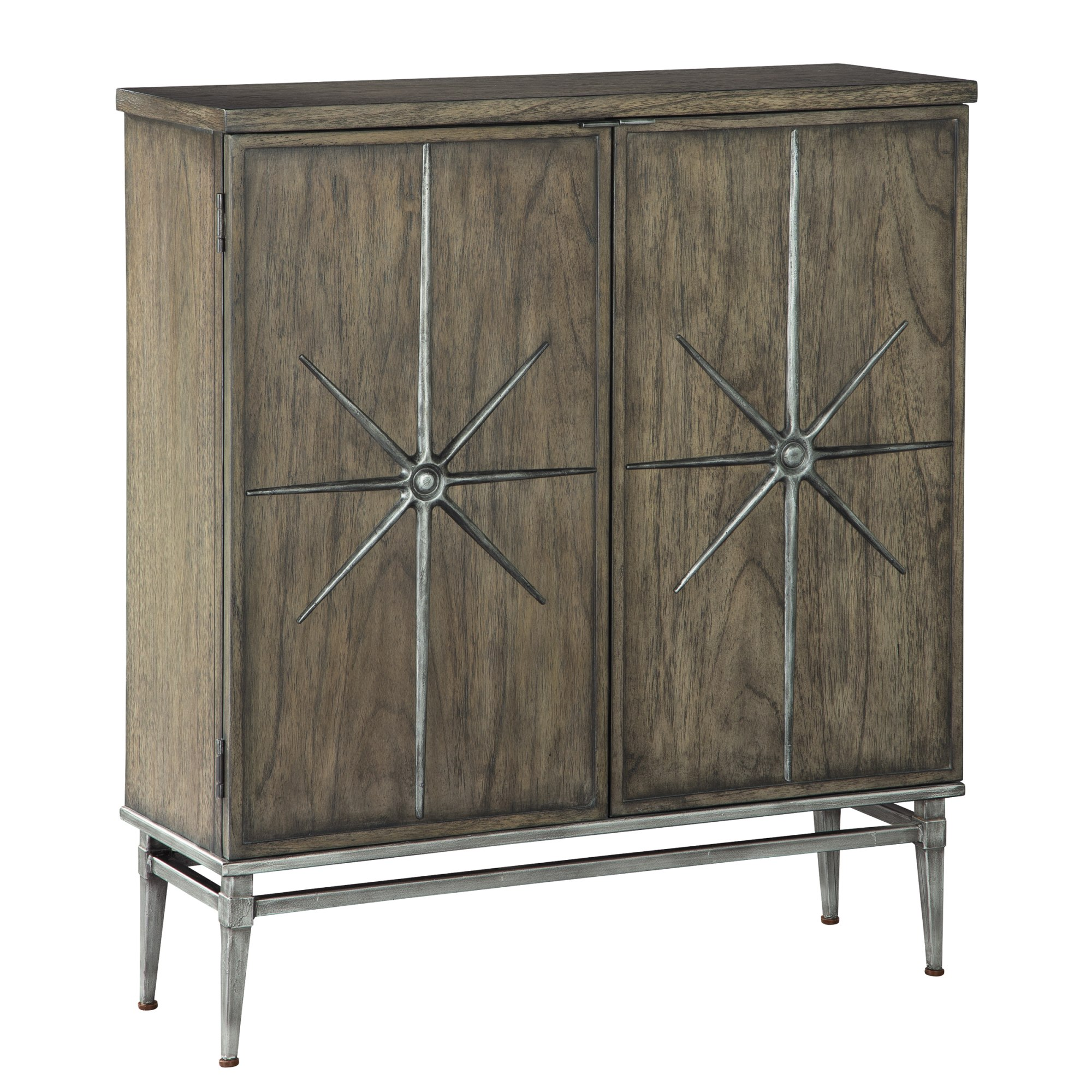 Image for 2-8023 Two Door Star Entertainment Center from Hekman Official Website