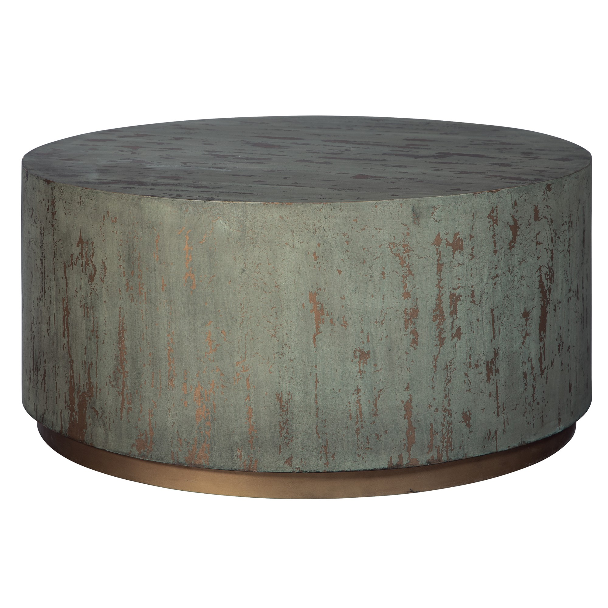 Image for 2-8387 Round Coffee Table from Hekman Official Website
