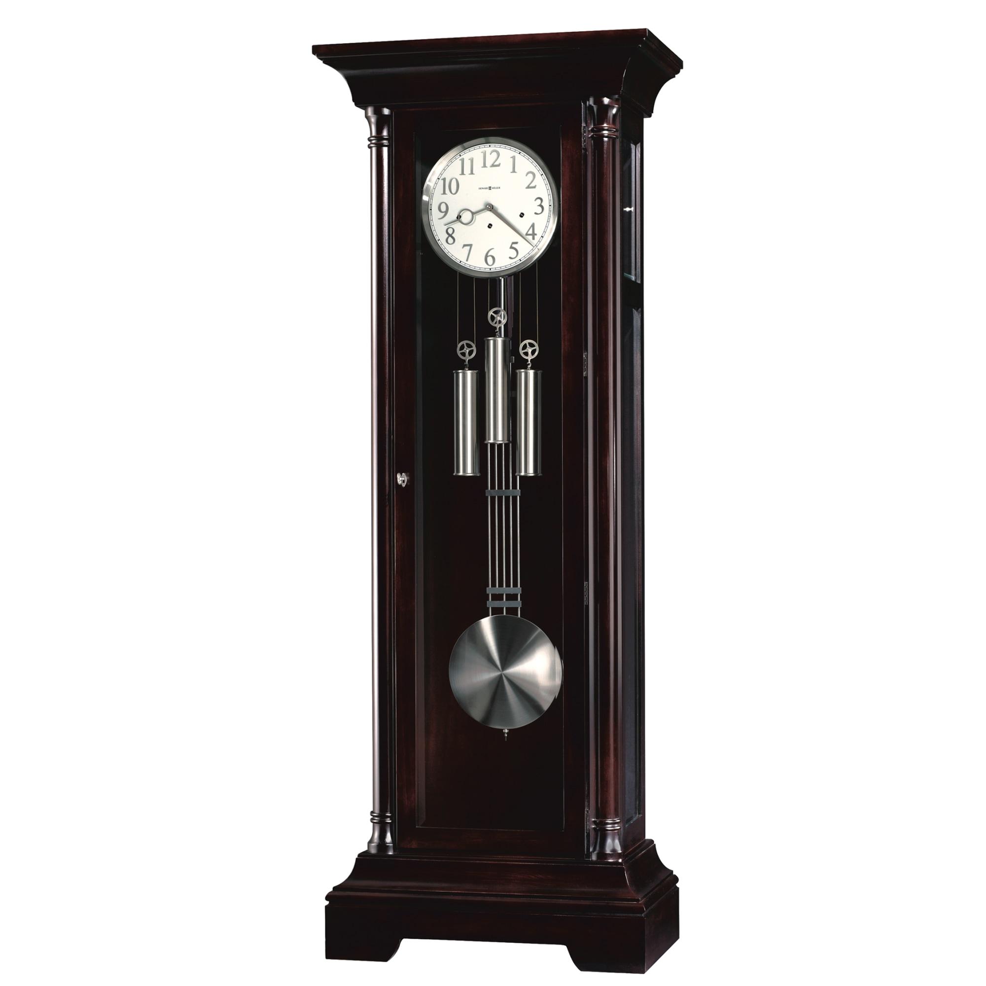 Image for Howard Miller Seville Wooden Floor Clock 611032 from Howard Miller Official Website