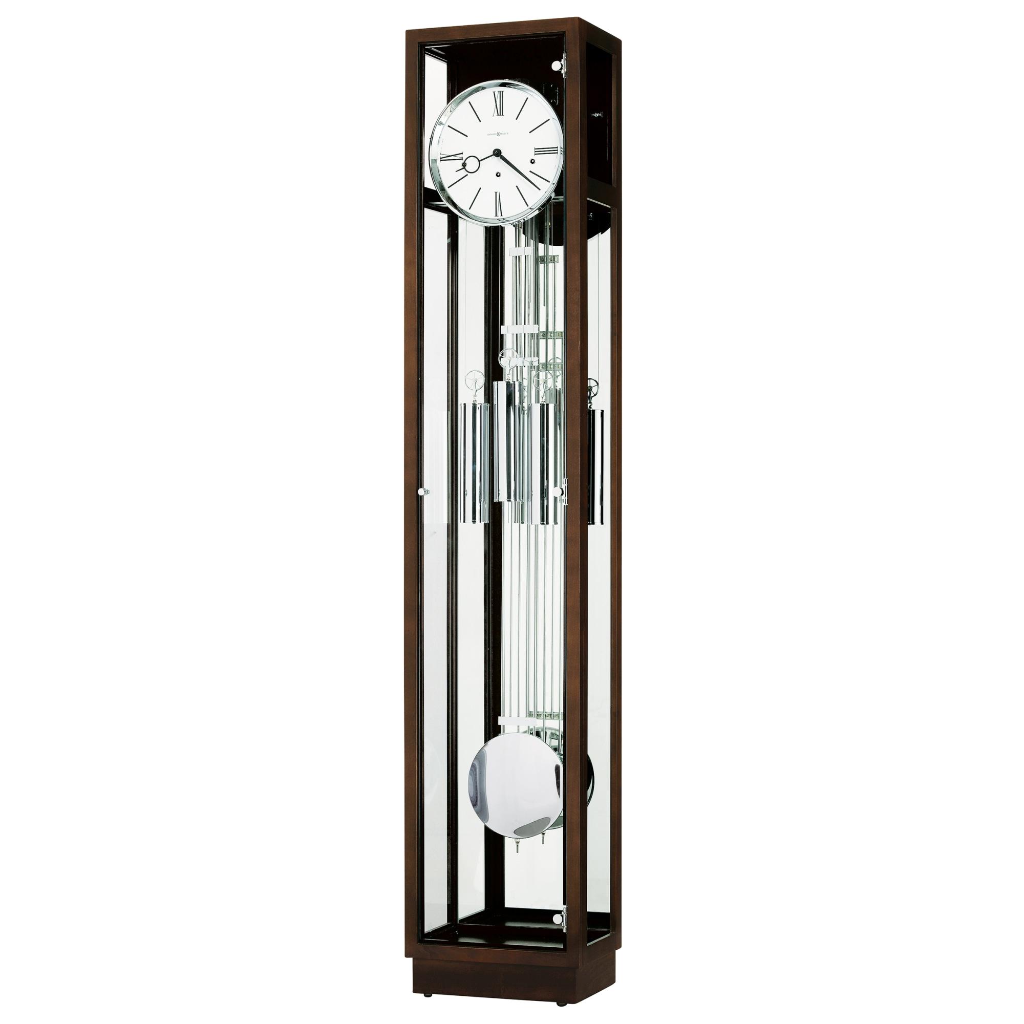 Image for Howard Miller Brenner Wooden Floor Clock 611290 from Howard Miller Official Website