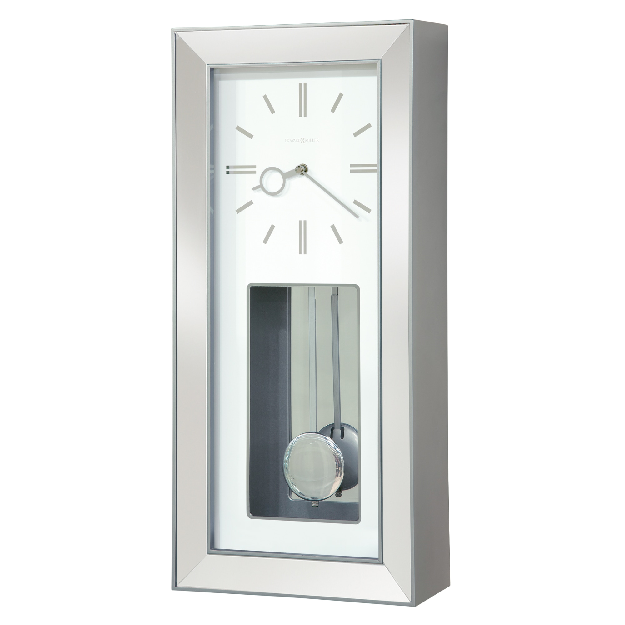 Image for Howard Miller Chaz Contemporary Wall Clock 625614 from Howard Miller Official Website