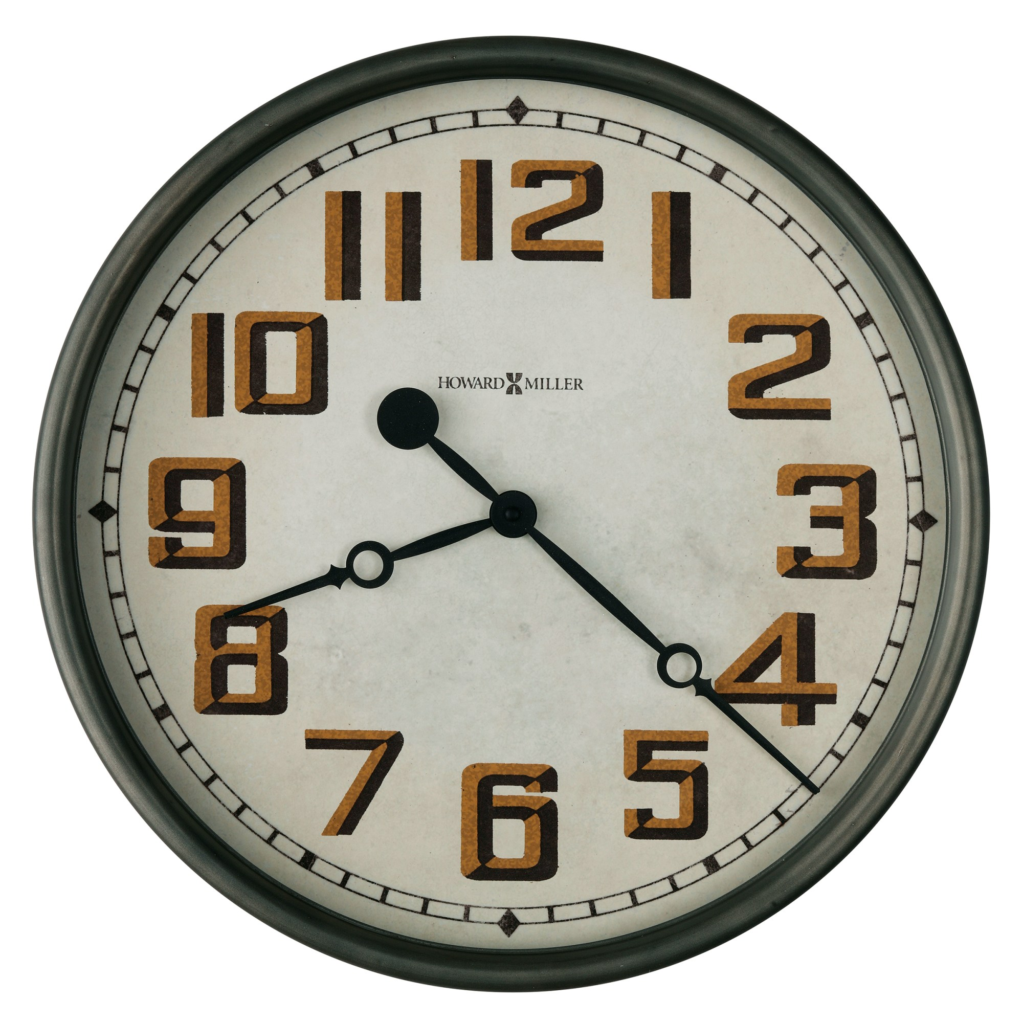 Image for 625-715 Hewitt Gallery Wall Clock from Howard Miller Official Website