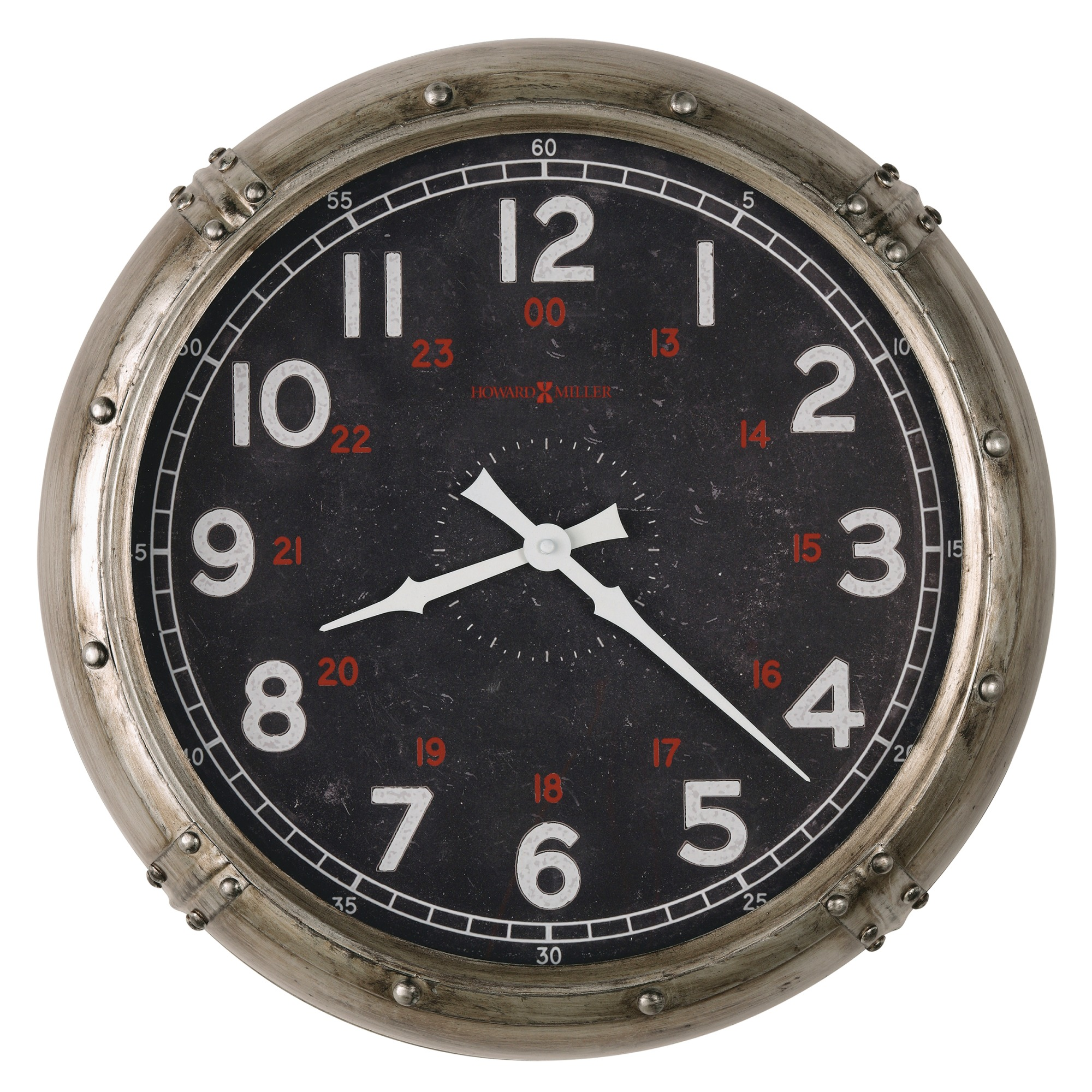 Image for 625-717 Riggs Gallery Wall Clock from Howard Miller Official Website