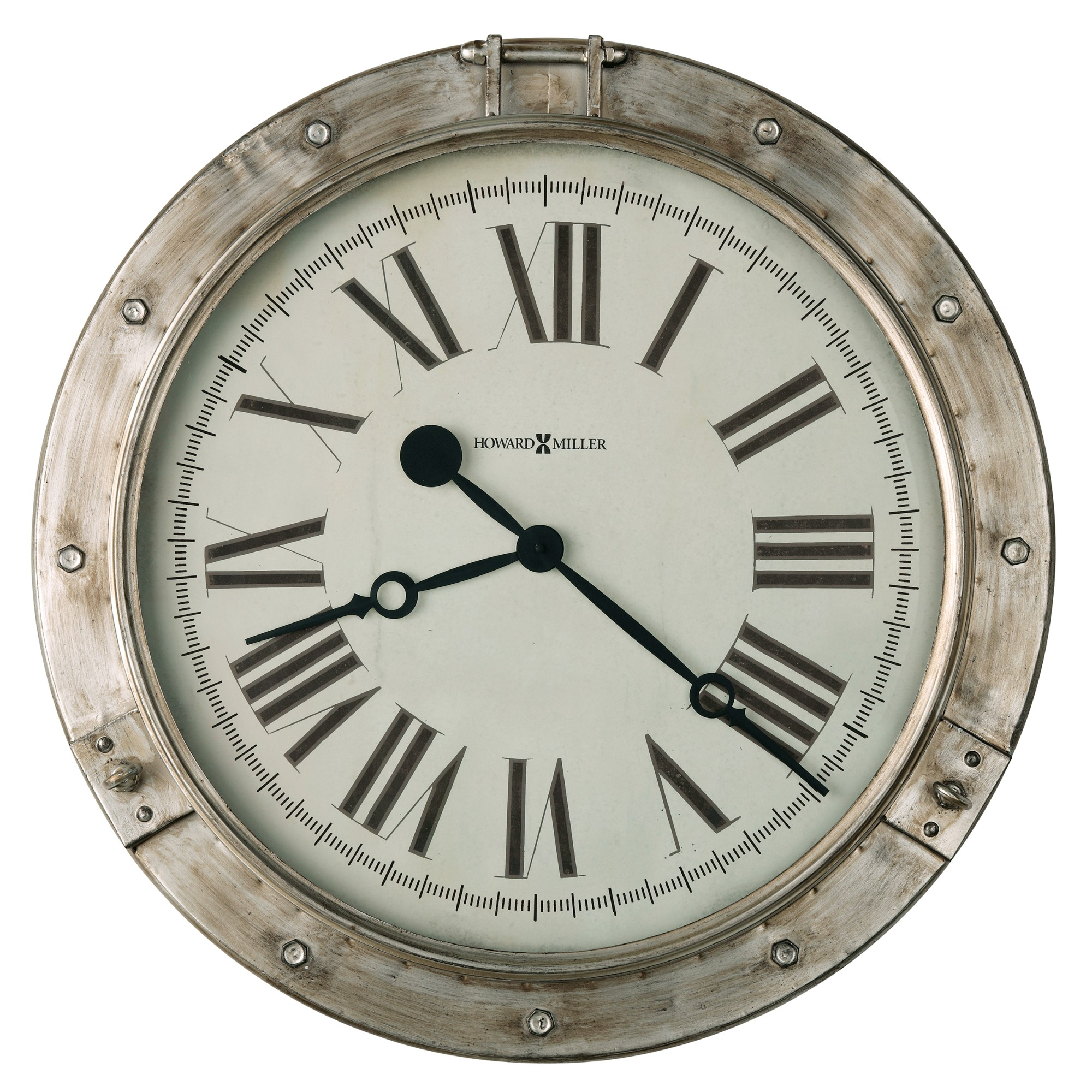 Image for 625-719 Chesney Gallery Wall Clock from Howard Miller Official Website