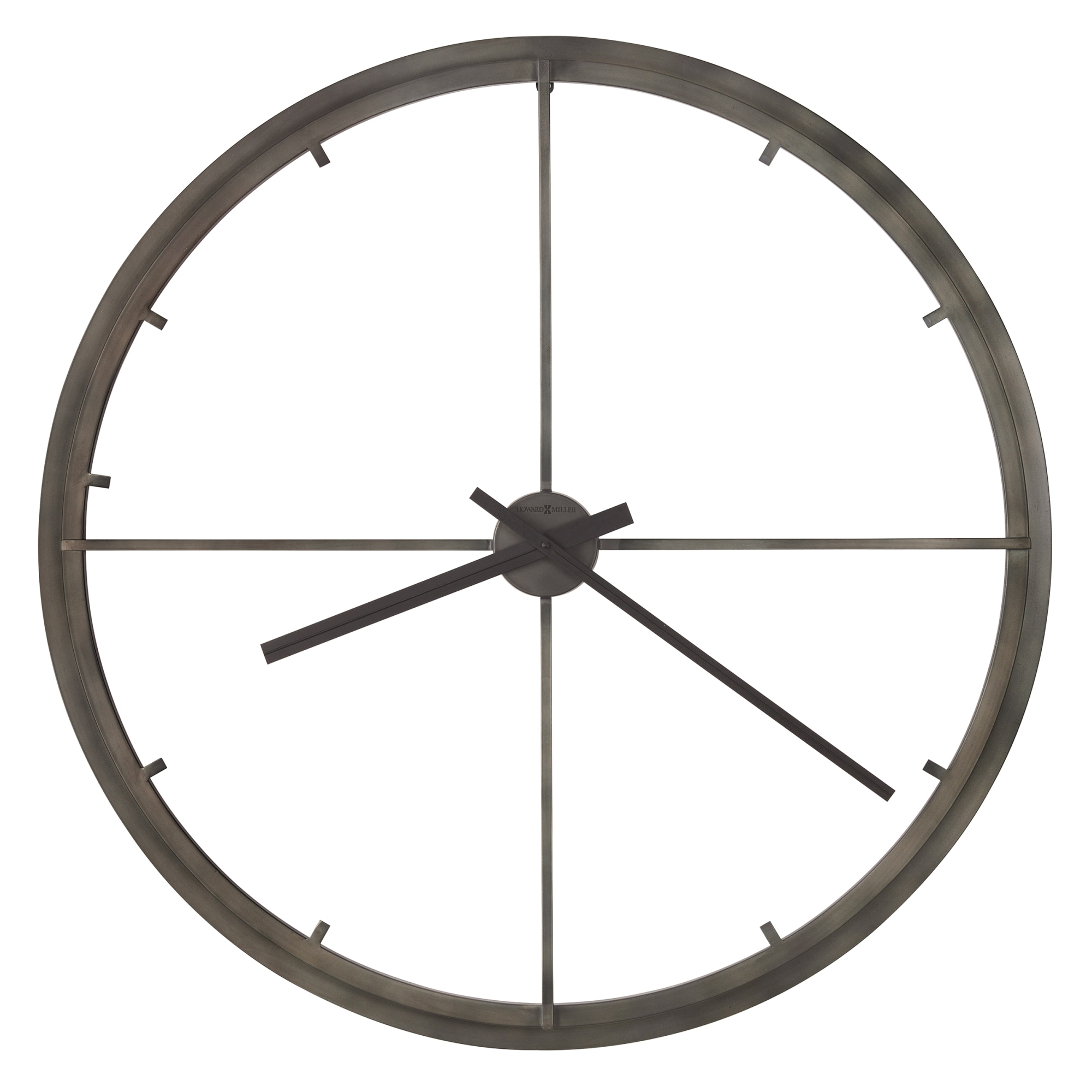 Image for 625-720 Girvan Gallery Wall Clock from Howard Miller Official Website