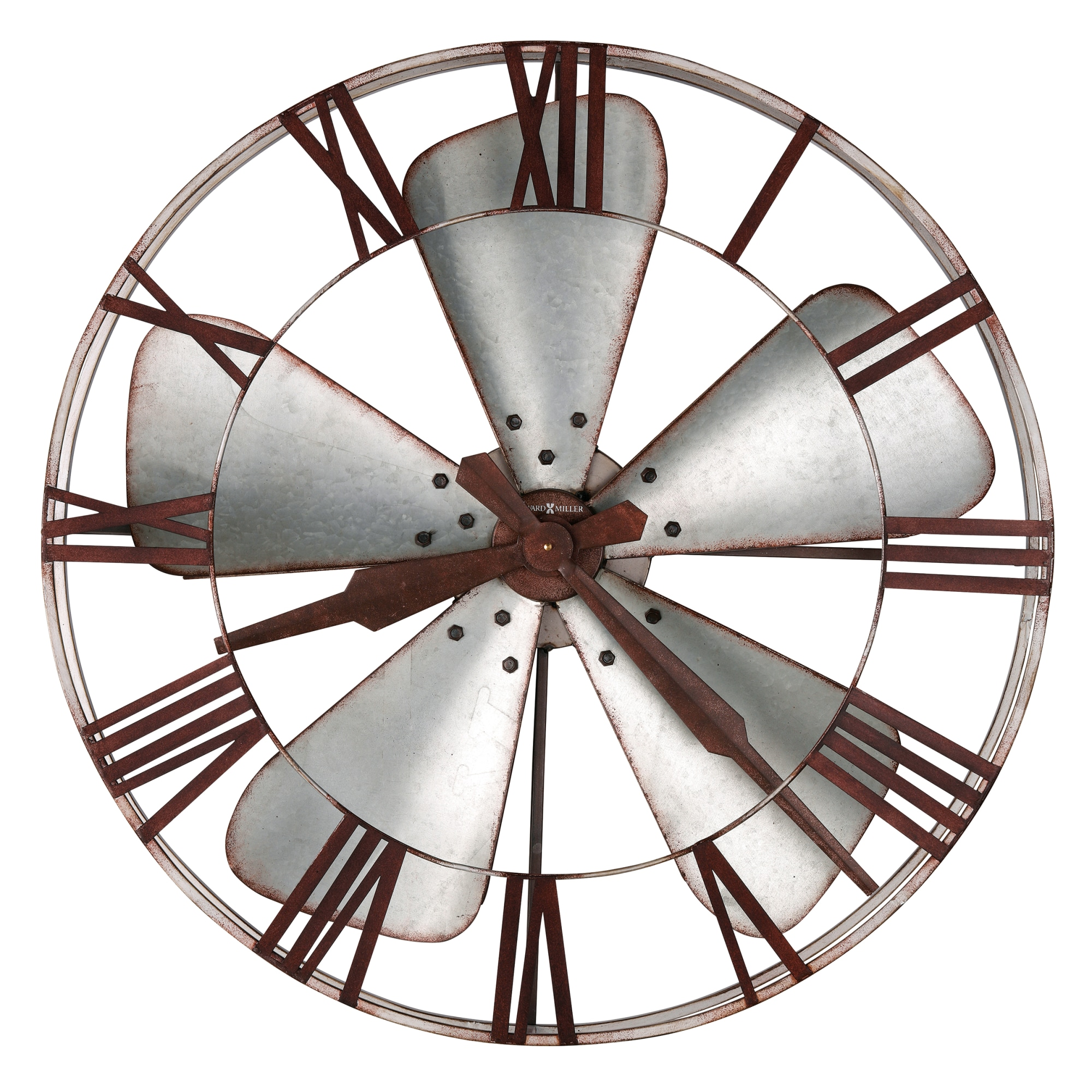 Image for 625-723 Mill Shop Gallery Wall Clock from Howard Miller Official Website
