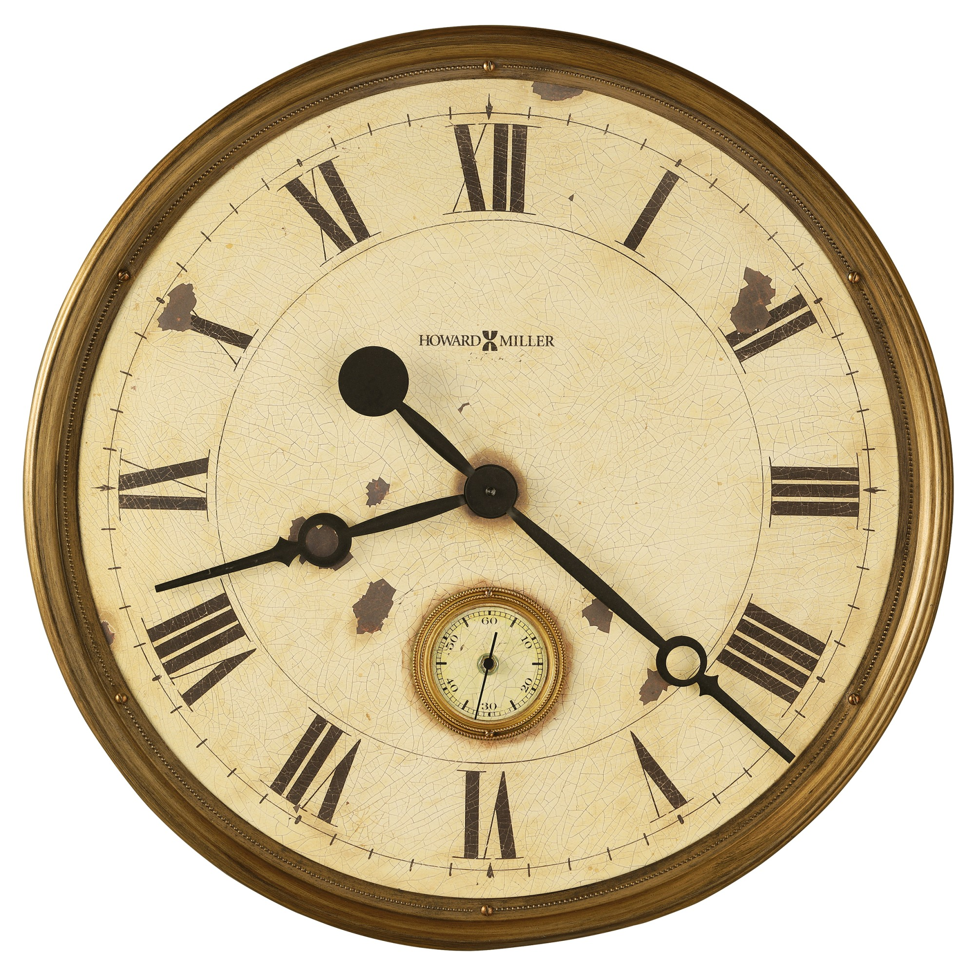 Image for 625-731 Custer Gallery Wall Clock from Howard Miller Official Website