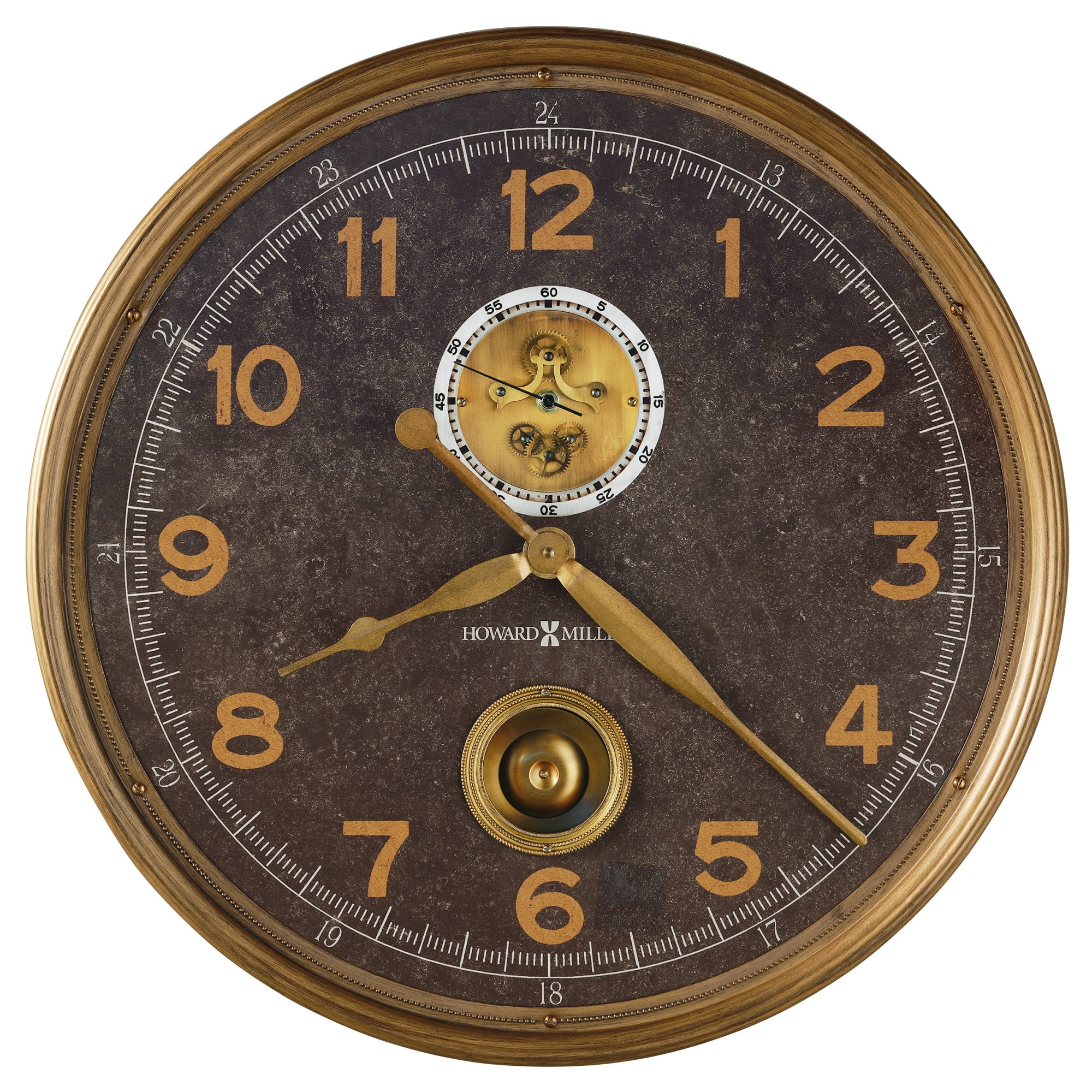 Image for 625-732 Saunders Gallery Wall Clock from Howard Miller Official Website