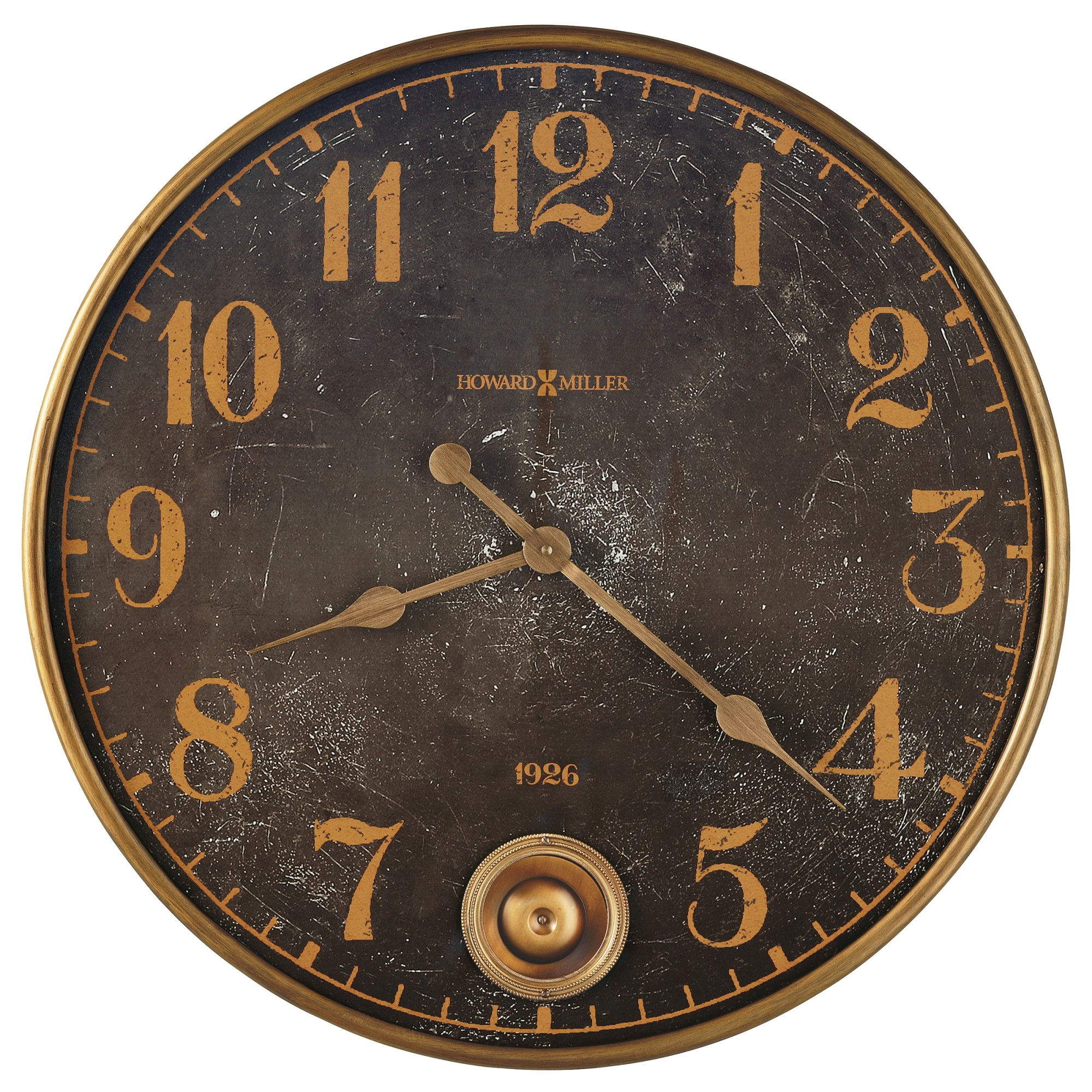Image for 625-733 Union Depot Gallery Wall Clock from Howard Miller Official Website
