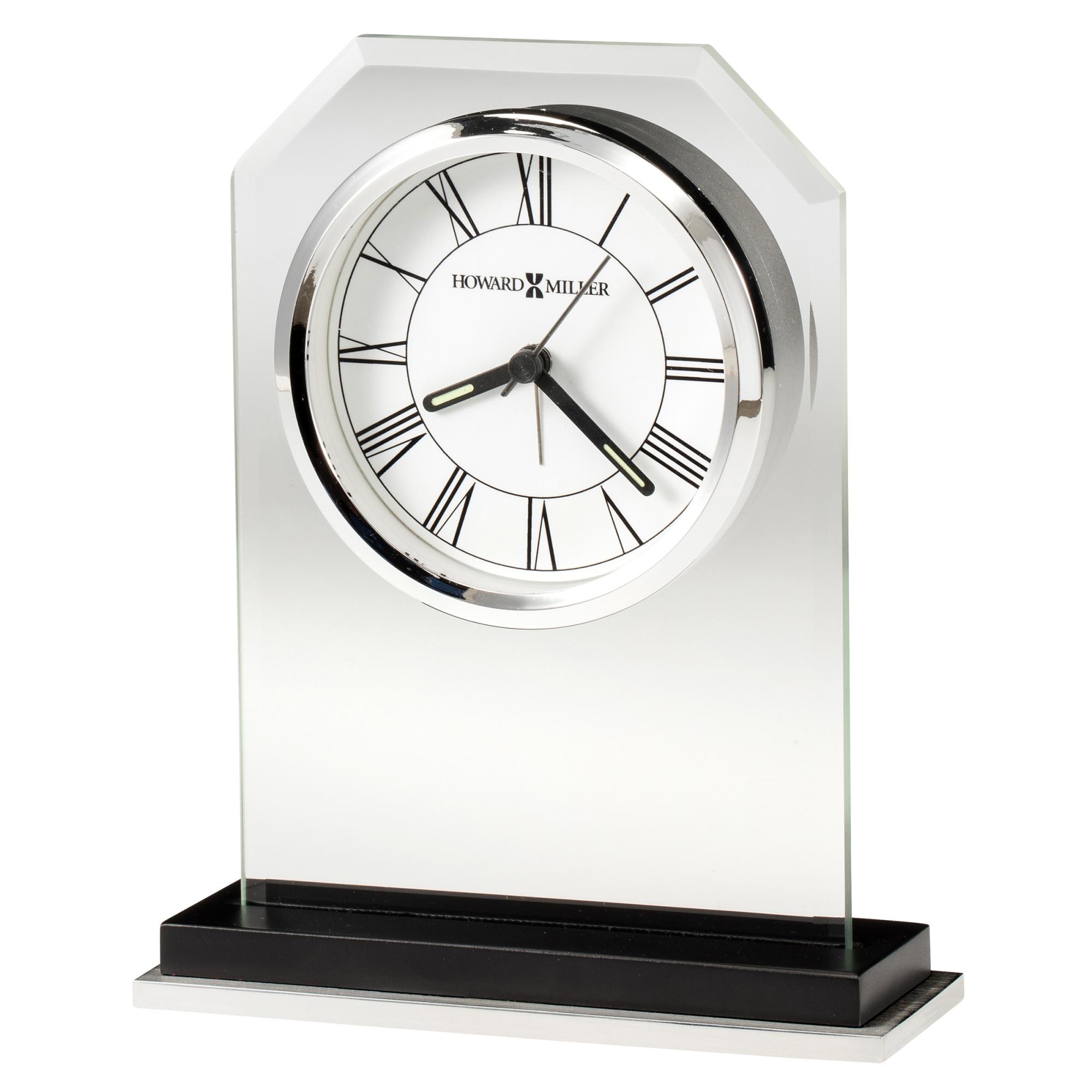 Image for Howard Miller Emerson Table Clock 645785 from Howard Miller Official Website