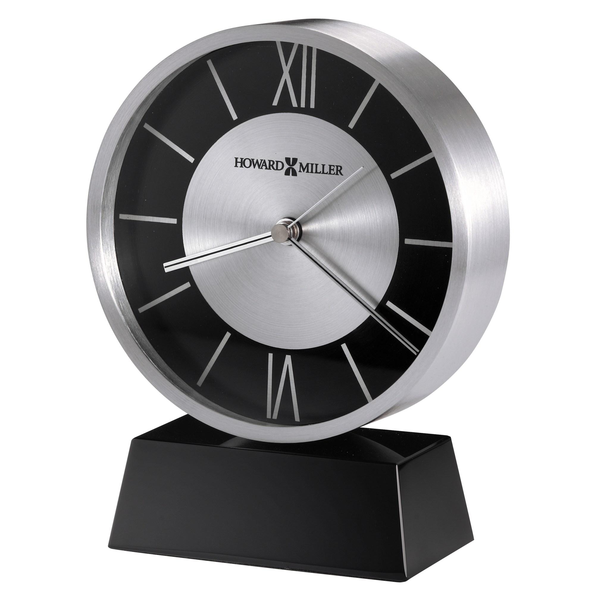 Image for Howard Miller Davis Table Clock 645787 from Howard Miller Official Website