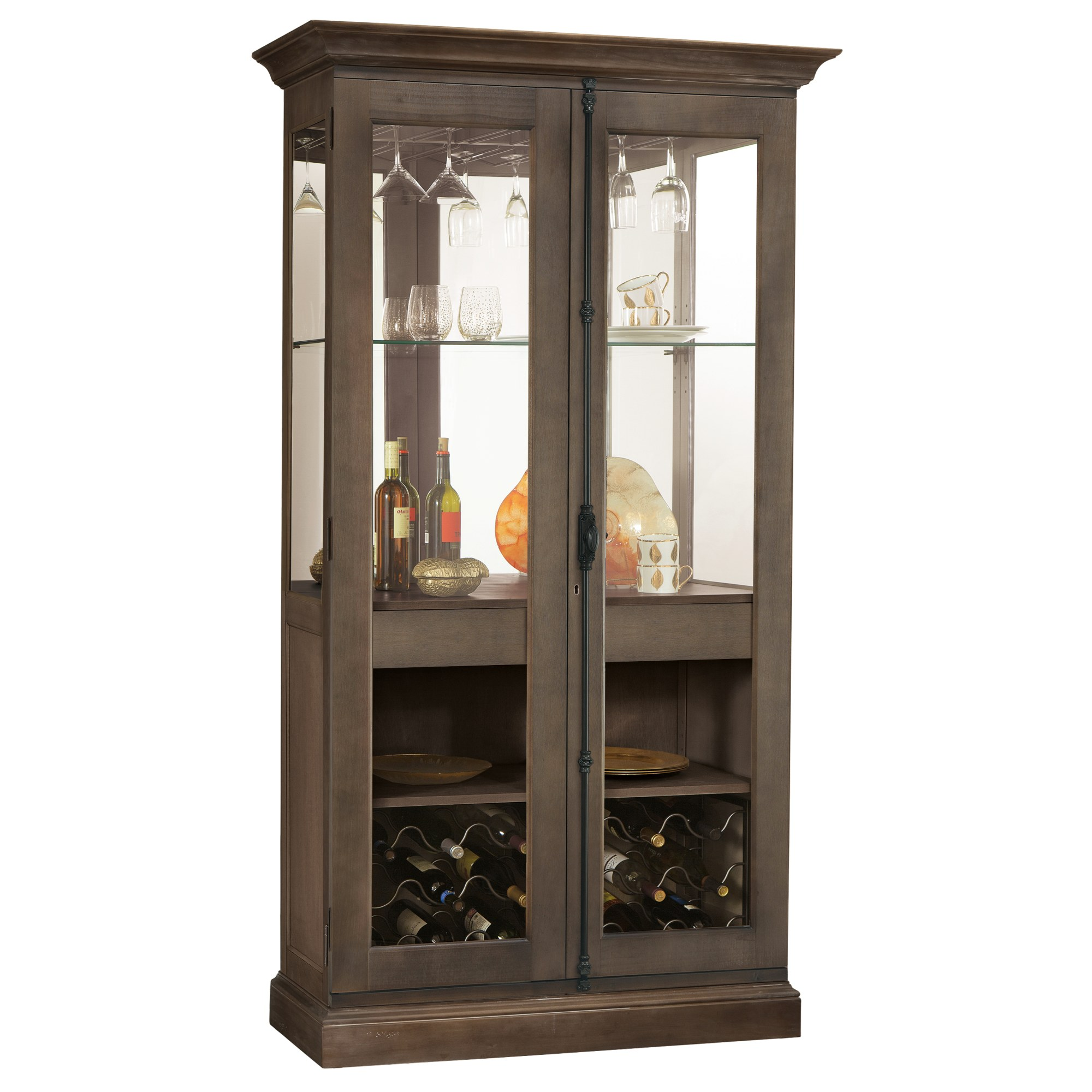 Image for 690-041 Socialize Wine & Bar Cabinet from Howard Miller Official Website
