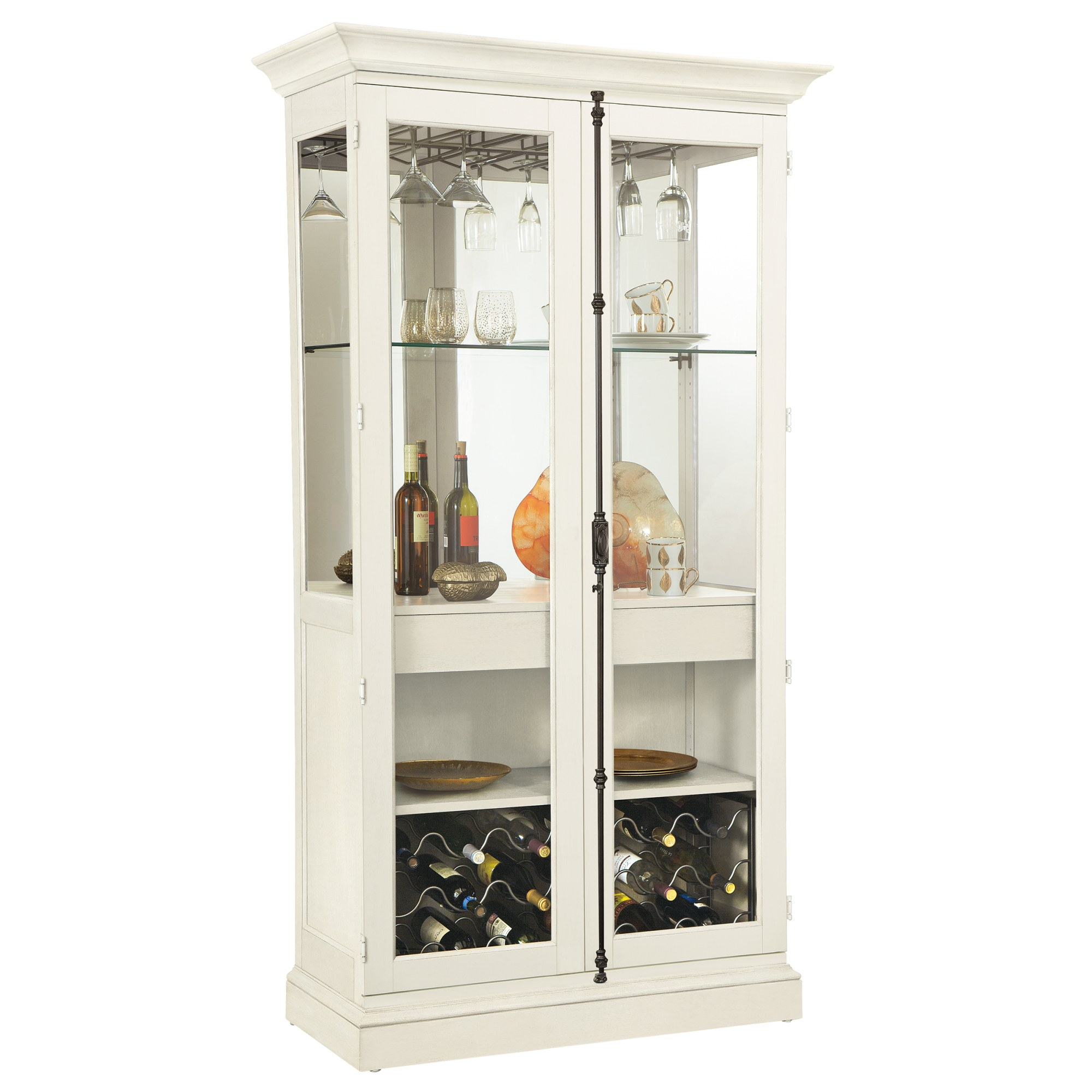 Image for 690-042 Socialize II Wine & Bar Cabinet from Howard Miller Official Website