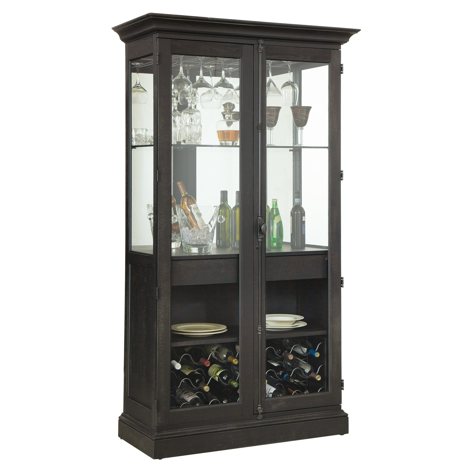 Image for 690-044 Socialize IV Wine & Bar Cabinet from Howard Miller Official Website