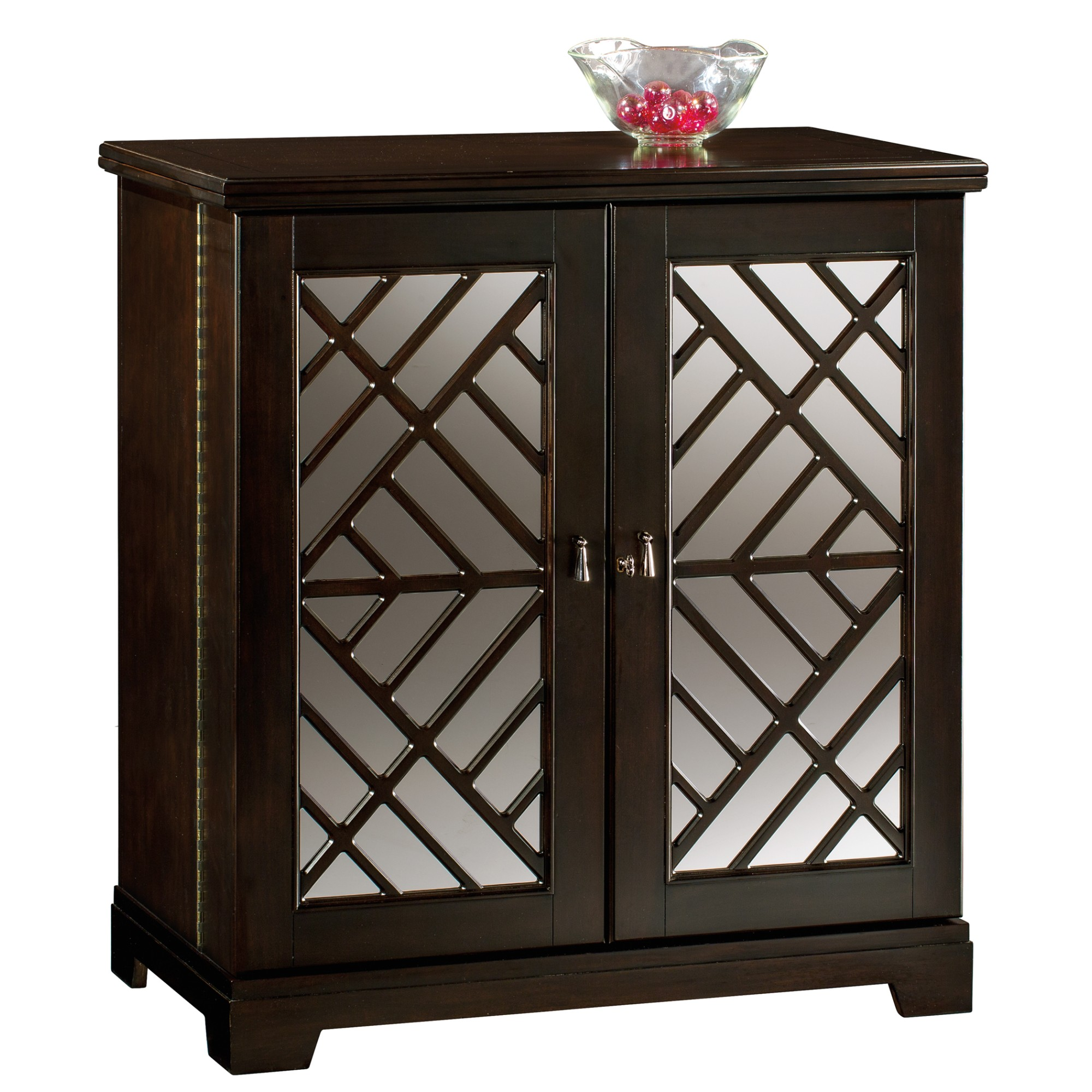 Image for 695-150 Barolo Console Wine & Bar Console from Howard Miller Official Website