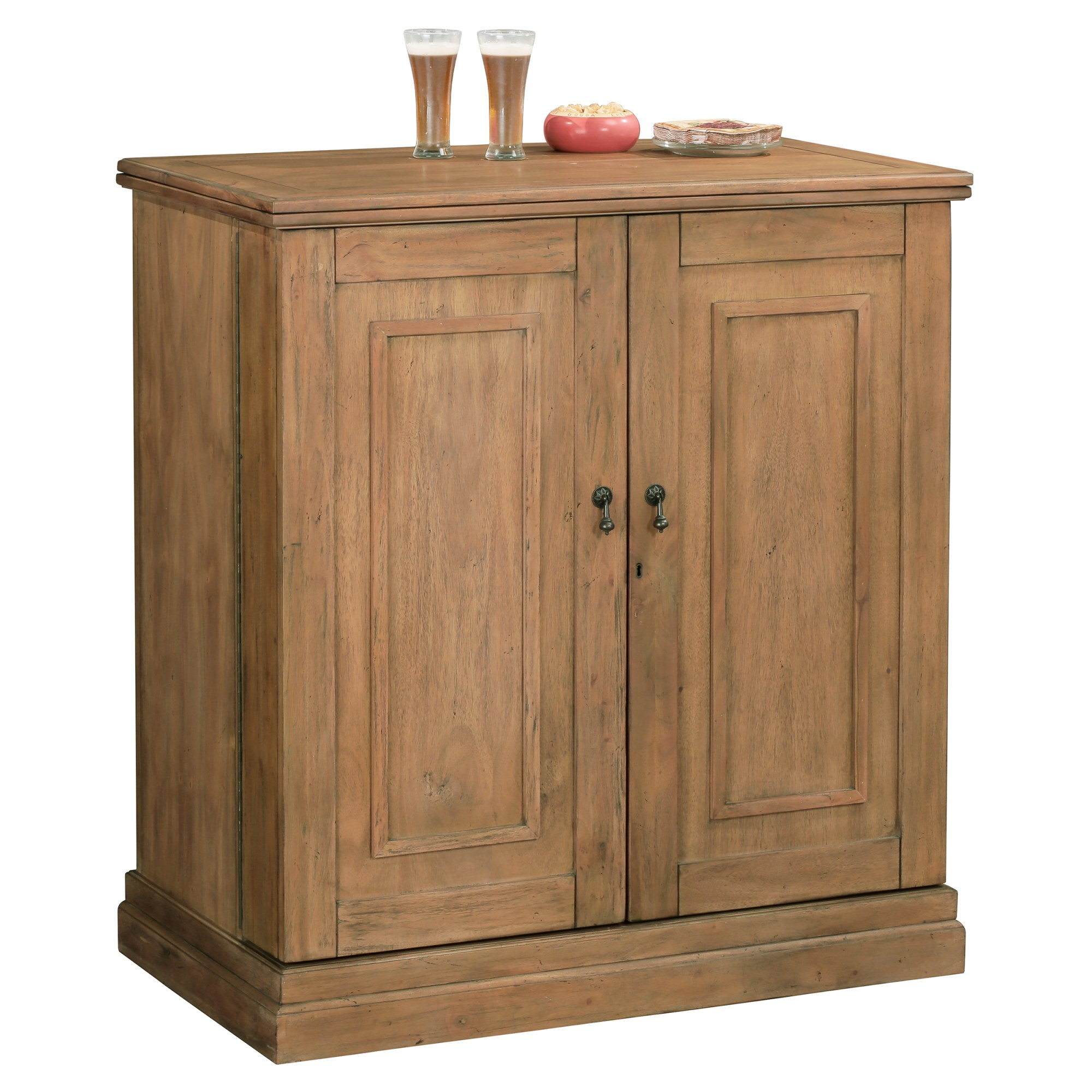 Image for 695-156 Clare Valley Wine & Bar Console from Howard Miller Official Website