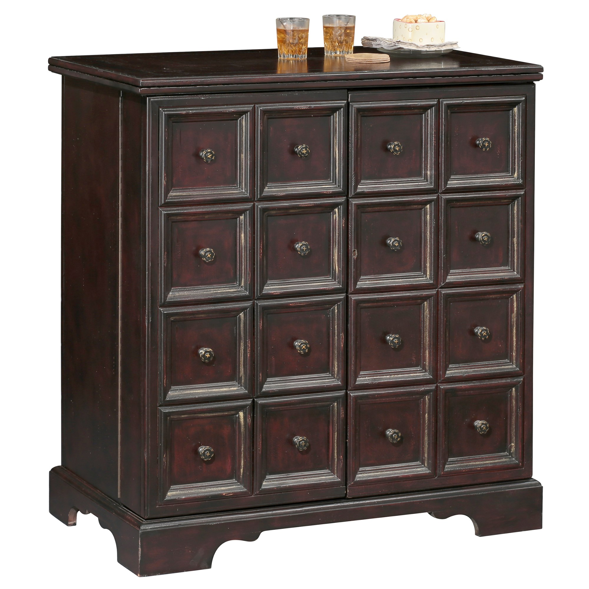 Image for 695-160 Brunello Wine & Bar Console from Howard Miller Official Website