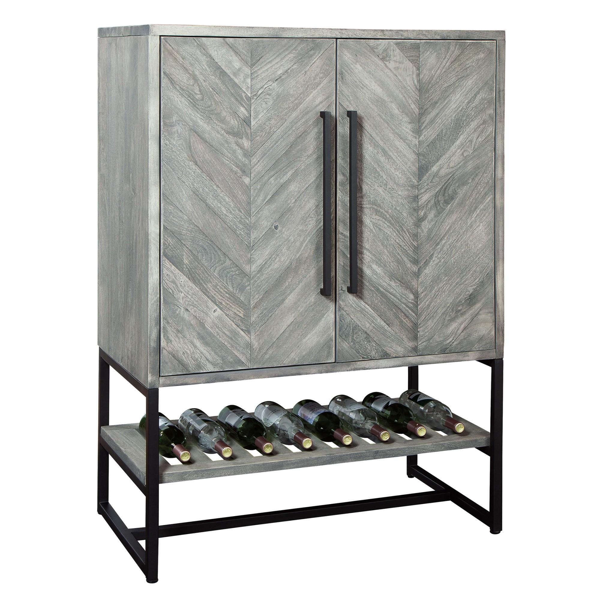 Image for 695-226 Jamaica Inn Wine & Bar Cabinet from Howard Miller Official Website